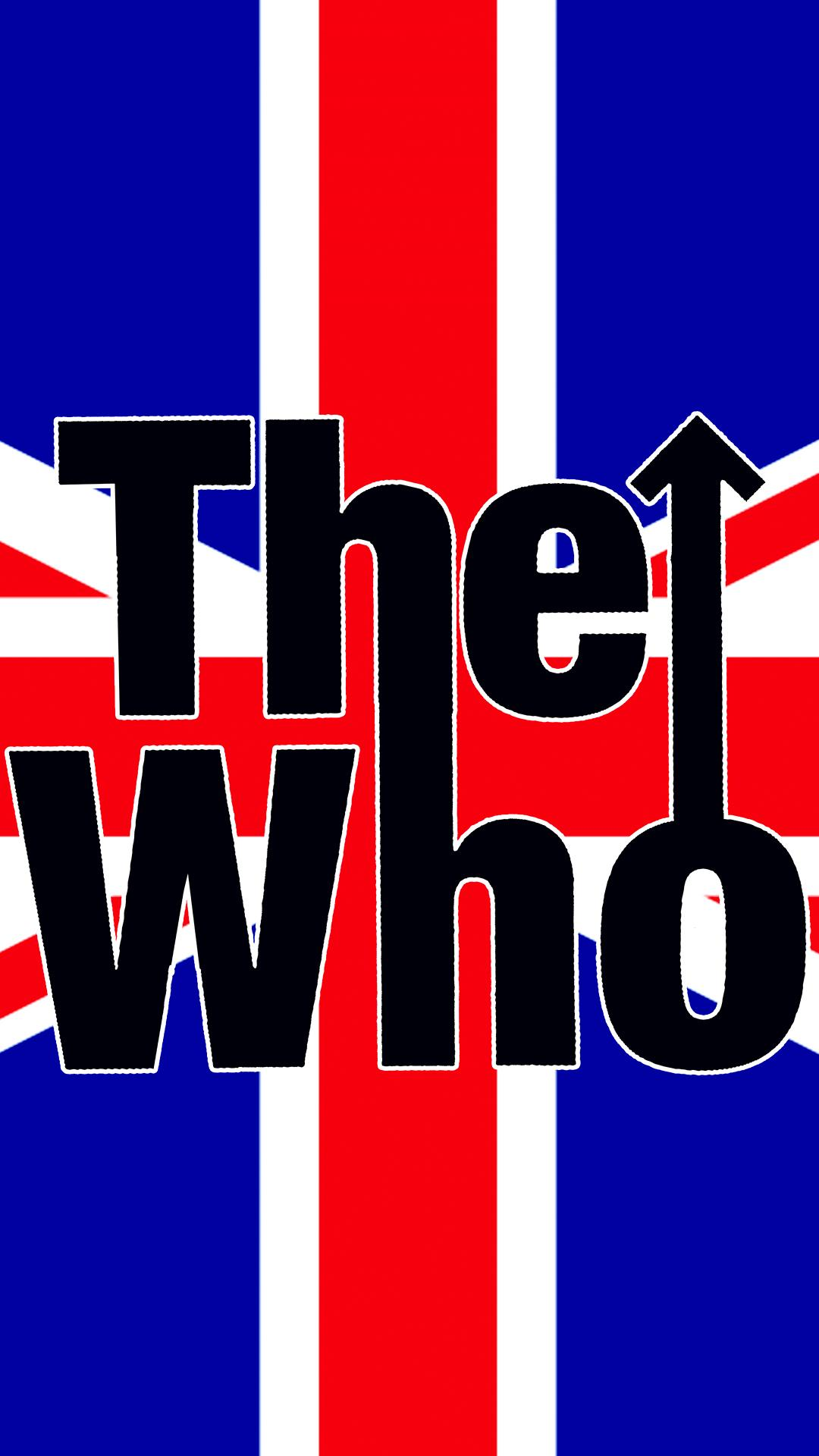 Free HD The Who Phone Wallpaper...1119