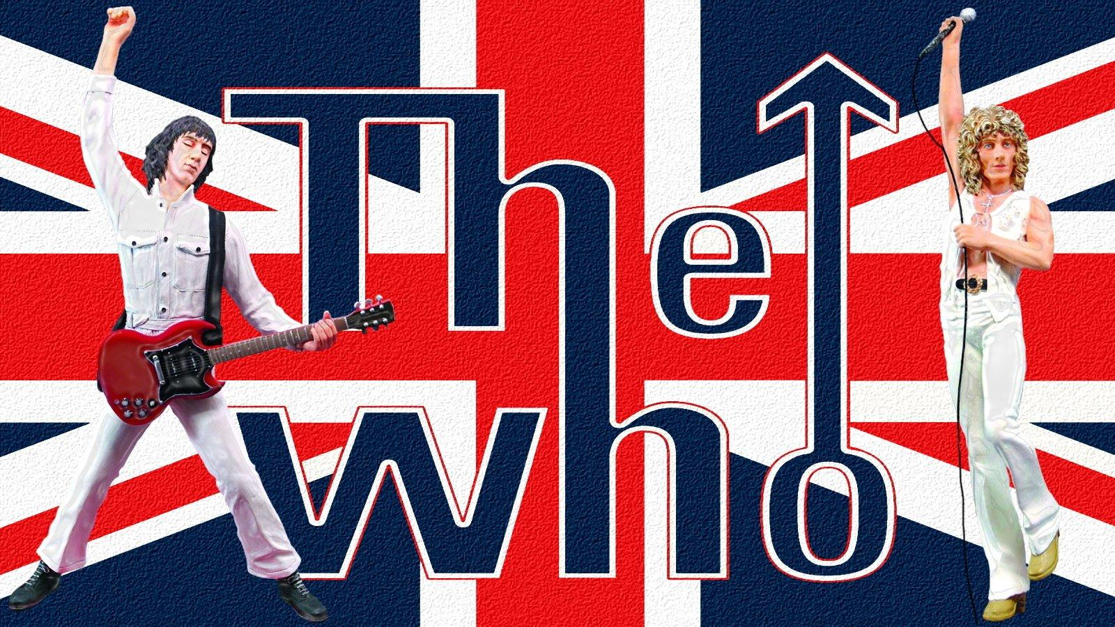 The Who Wallpapers and Backgrounds Image