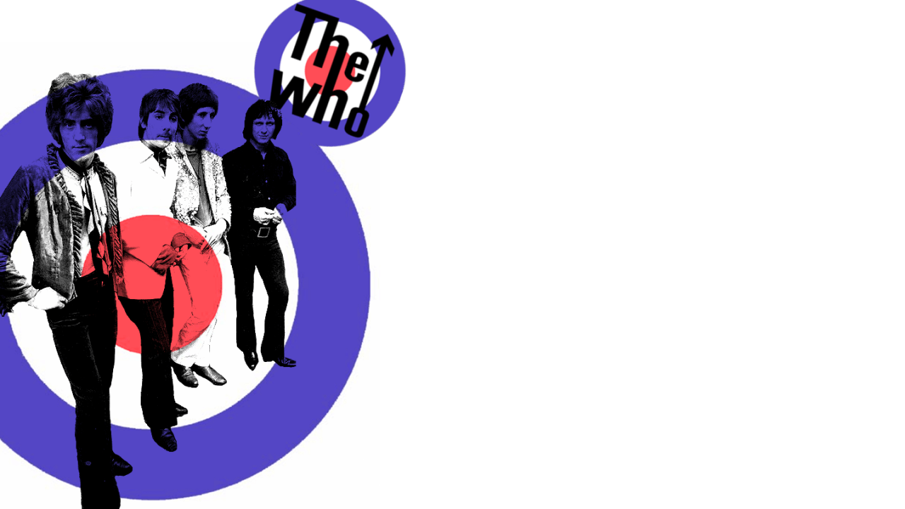 The Who Wallpapers 2
