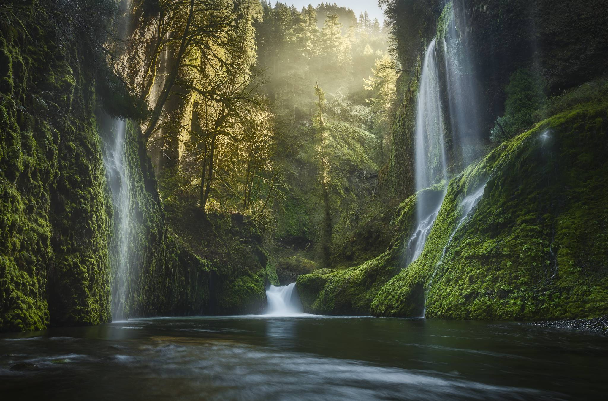 Eagle Creek, Oregon : wallpapers