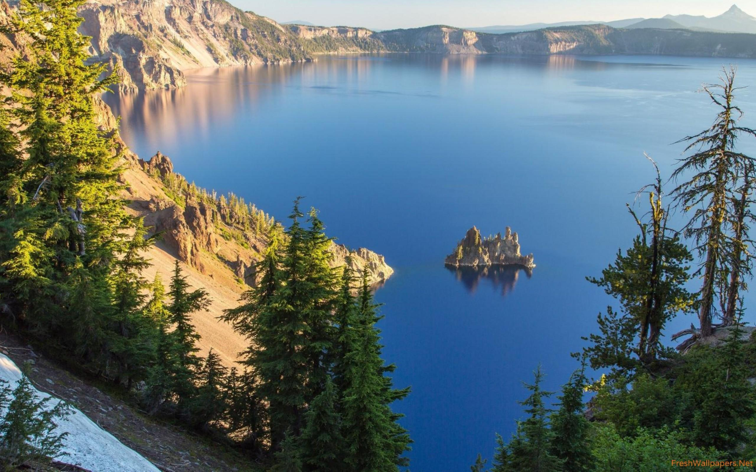 Crater lake, Oregon wallpapers
