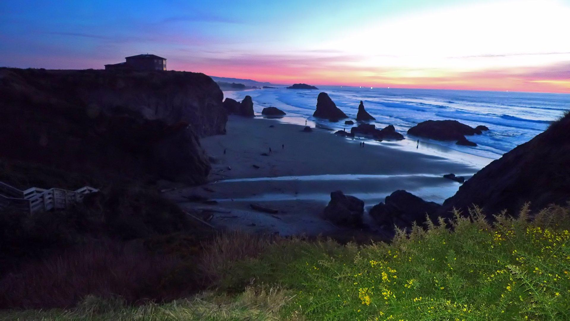 Bandon Beach Oregon Wallpapers 5