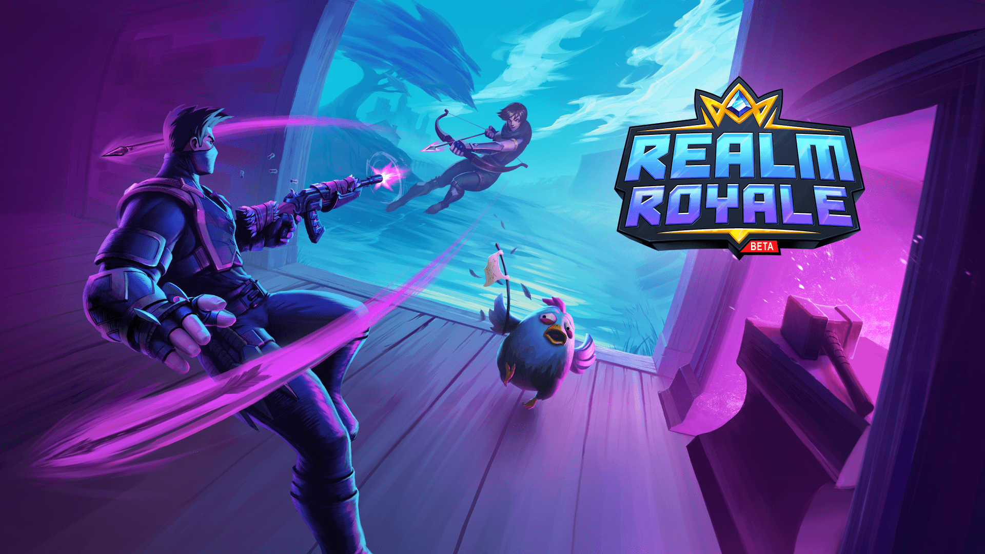 Realm Royale Wallpapers - Wallpaper Cave
