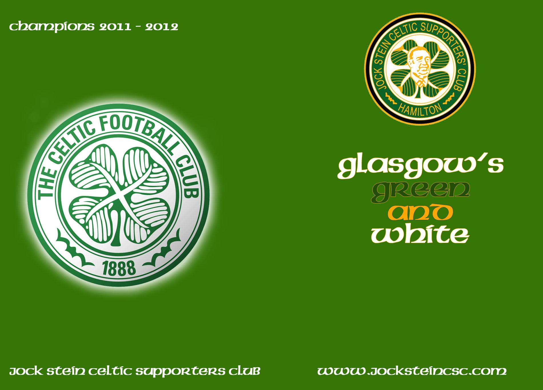 Jock Stein CSC | Celtic Supporters Club | Wallpapers