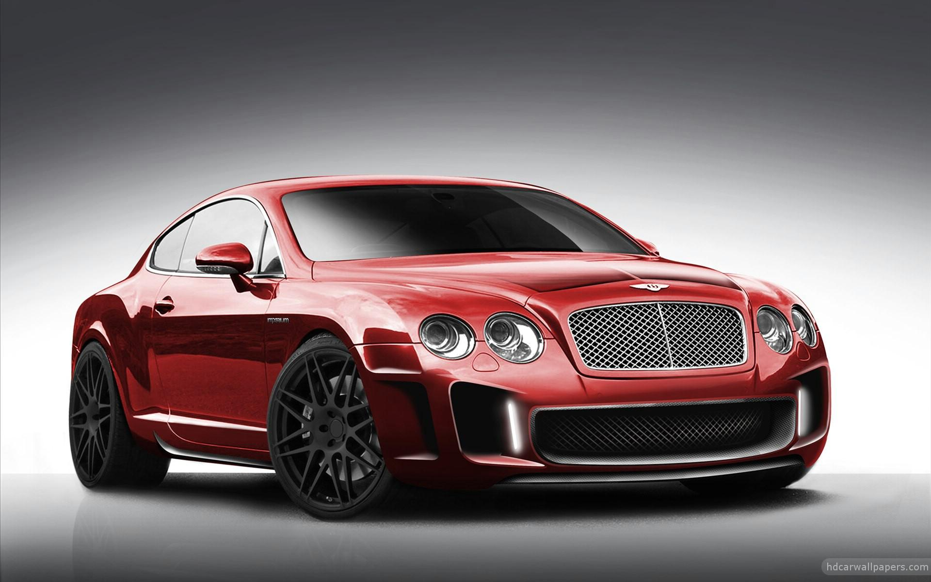 2011 Bentley Continental GT Imperium Wallpapers