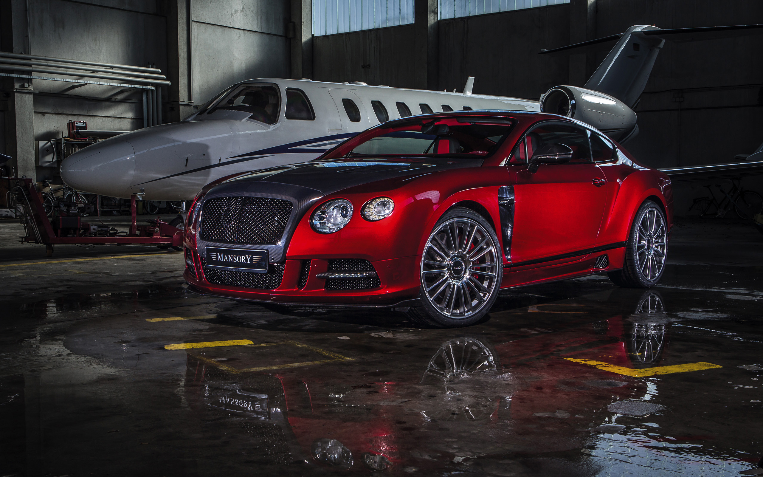 2013 Mansory Bentley Continental GT Sanguis Wallpapers