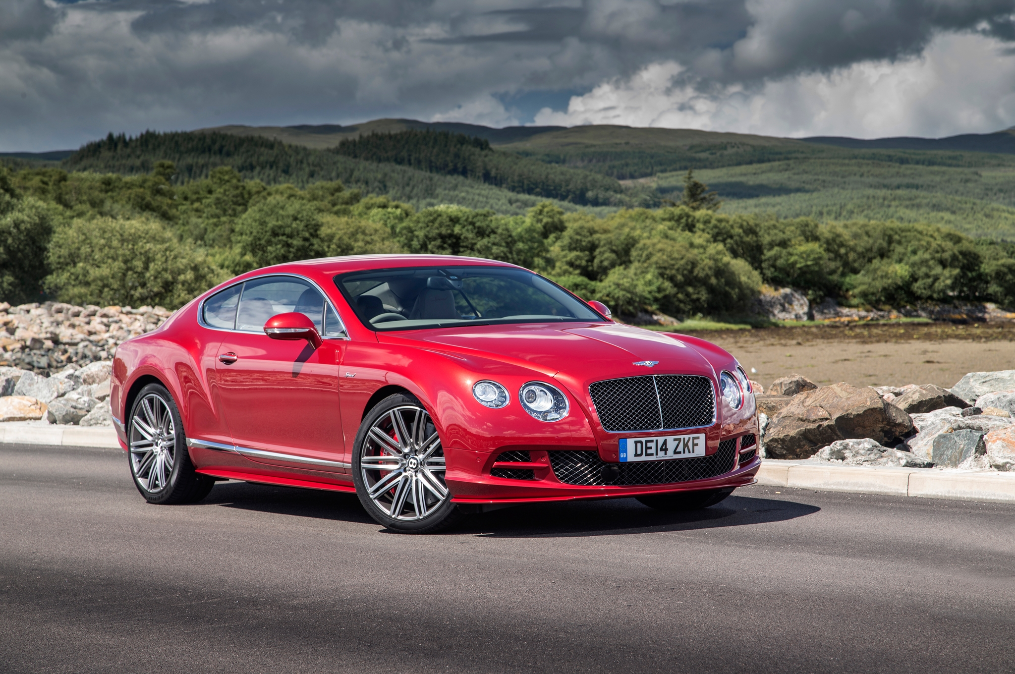 2016 Bentley Continental GT Speed Wallpapers