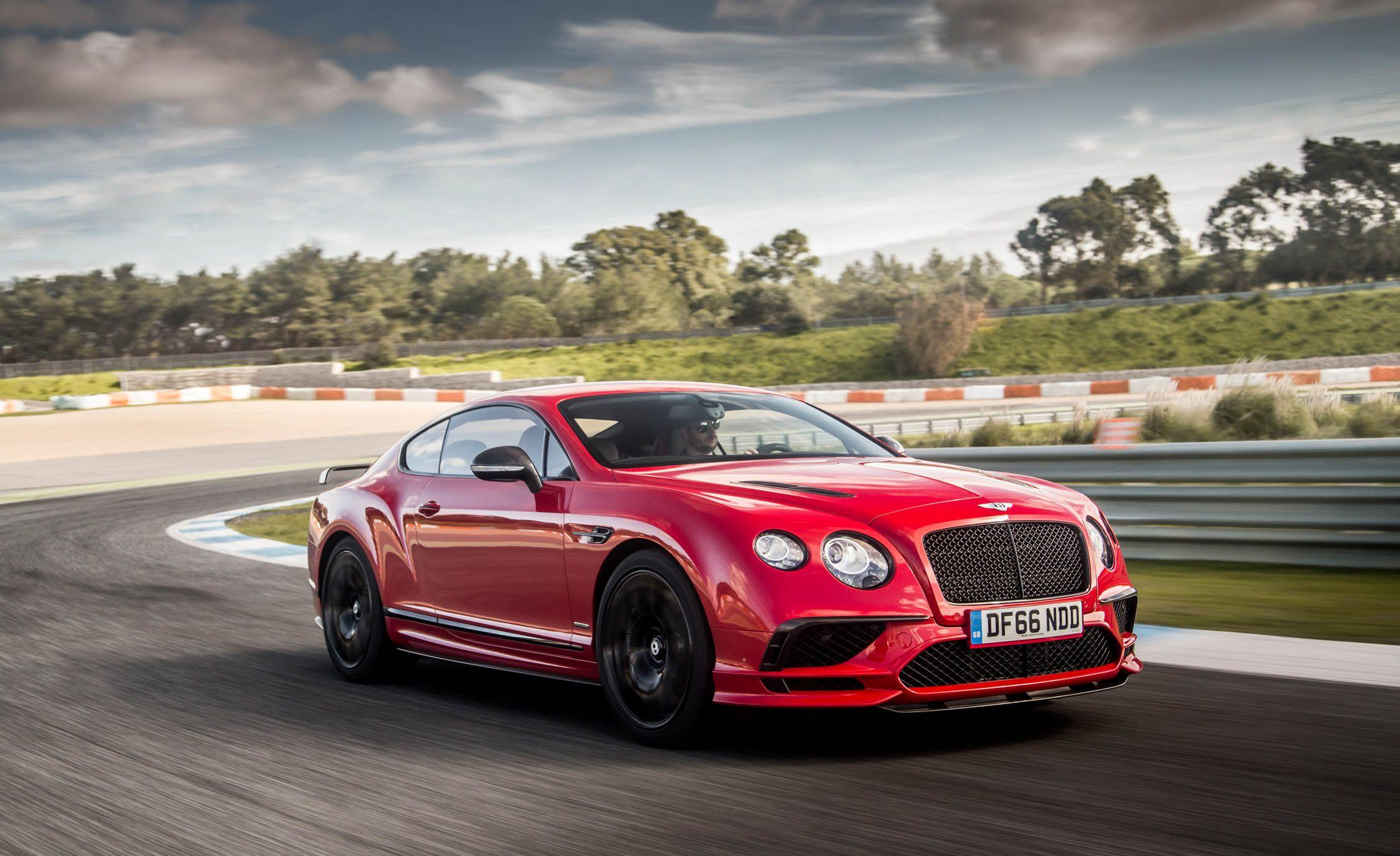 2018 Bentley Continental GT Supersports Wallpapers