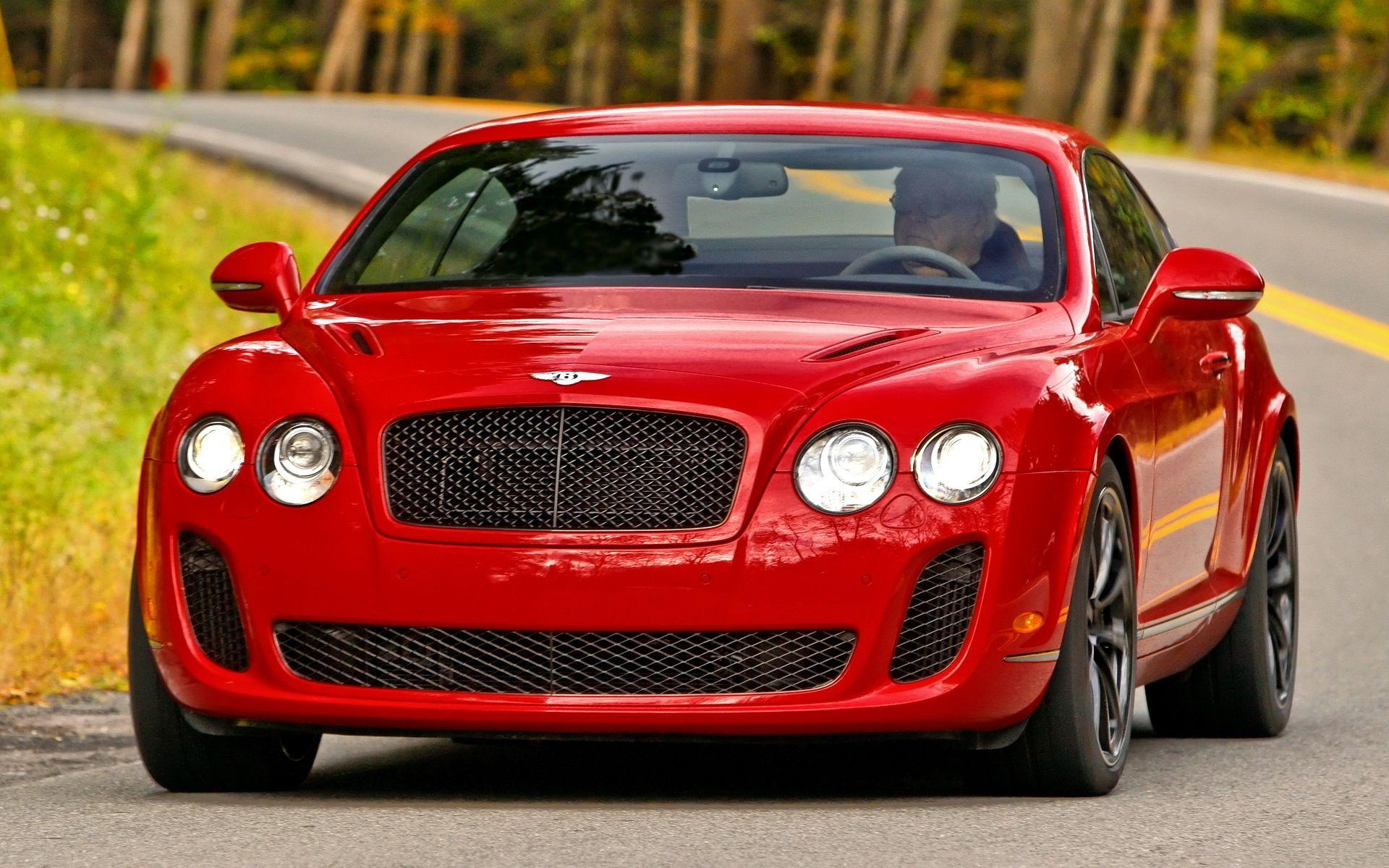 Bentley Mac Android Best Free Red Wallpapers