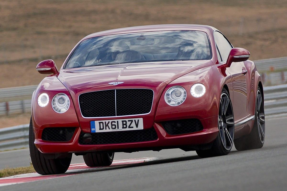 Red Bentley Continental Gt 2014 Image 73 Wallpapers