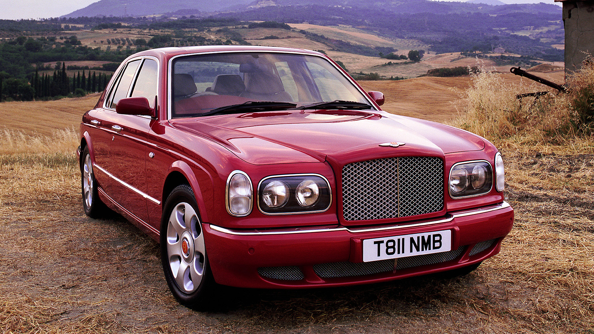 2000 Bentley Arnage Red Label Wallpapers & HD Image