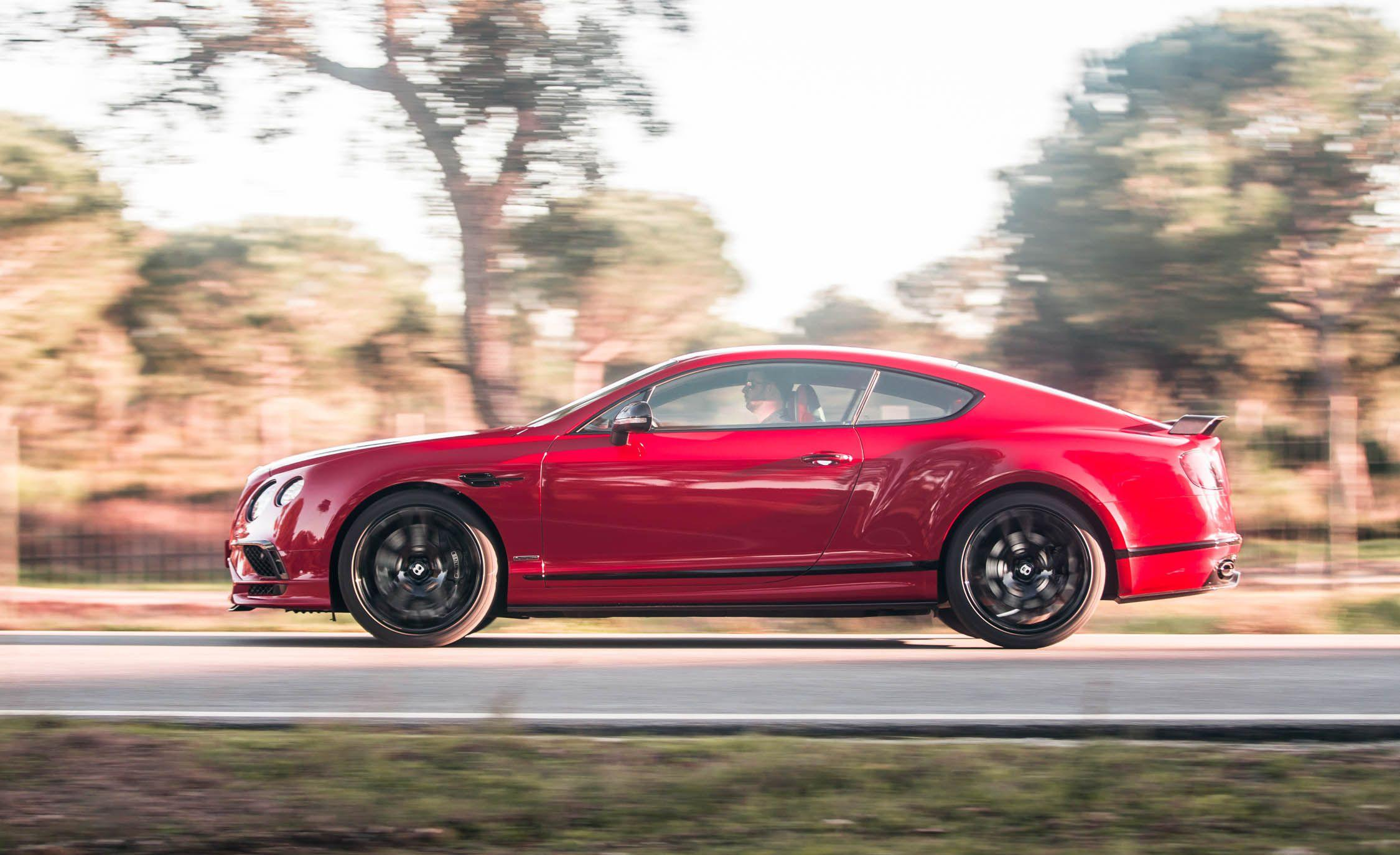 2018 Bentley Continental GT Supersports Coupe
