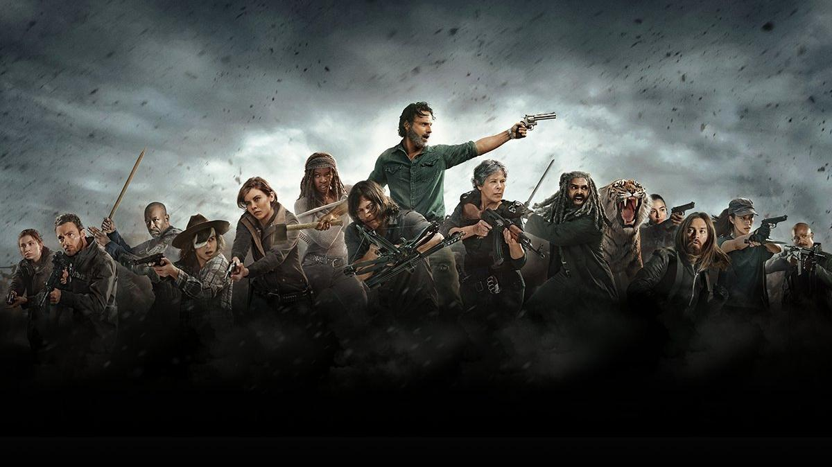 The Walking Dead Season 9 Wallpaper Hd ✓ The Galleries of HD Wallpaper
