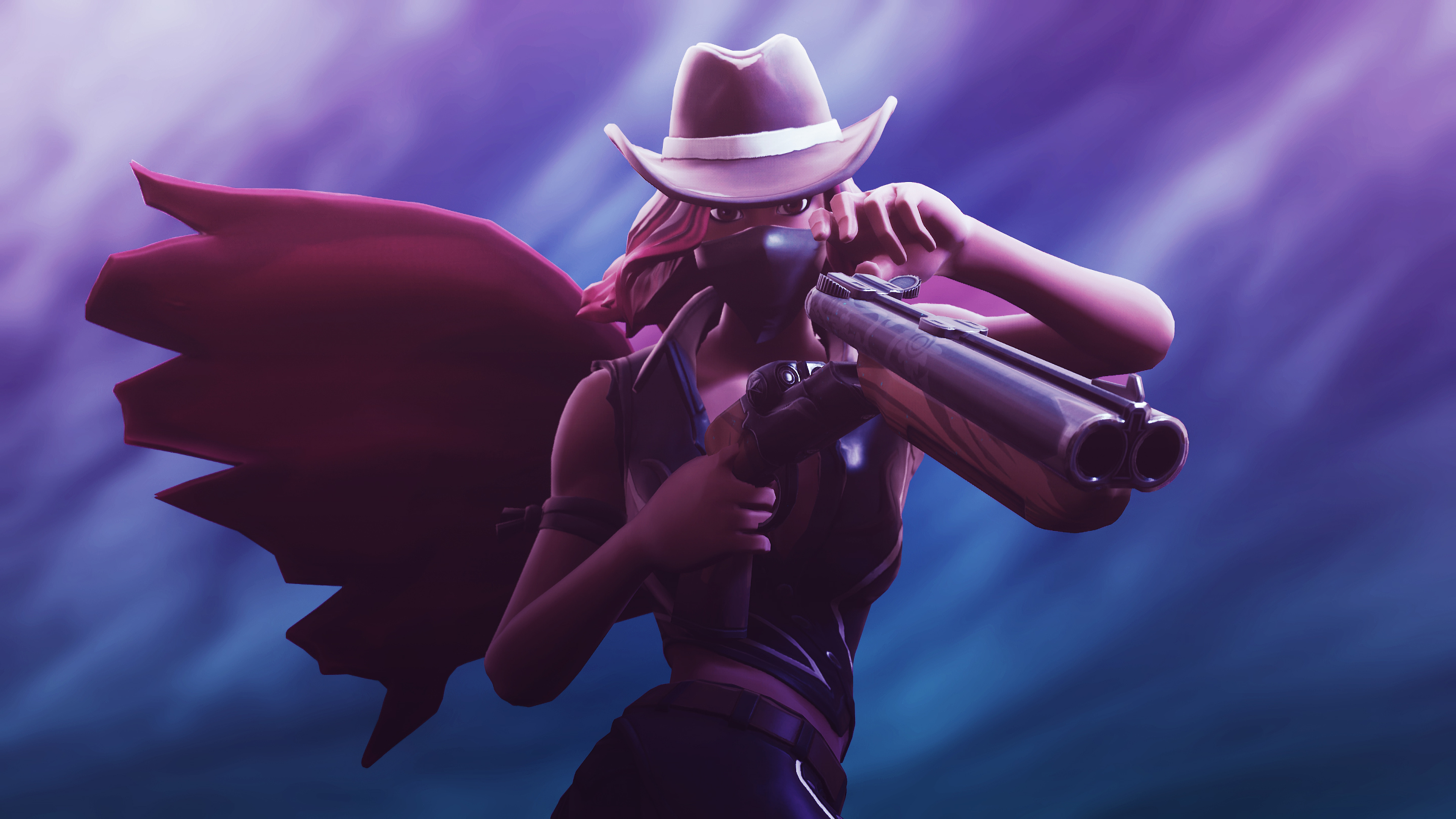 Calamity Fortnite Season 6 4K 2018 Wallpaper | HD Wallpapers Mafia