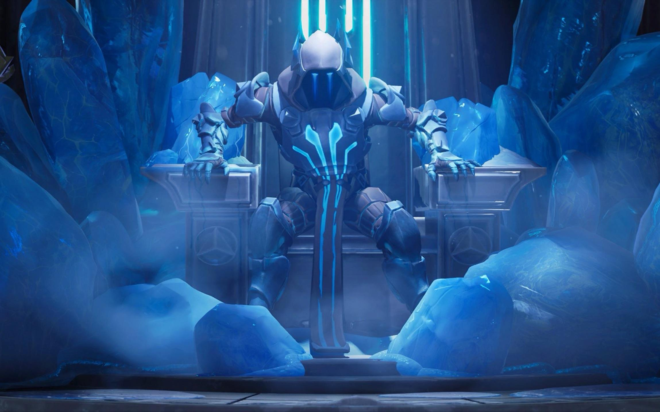 Cool Ice King HD Backgrounds Fortnite Season 7 Wallpapers and