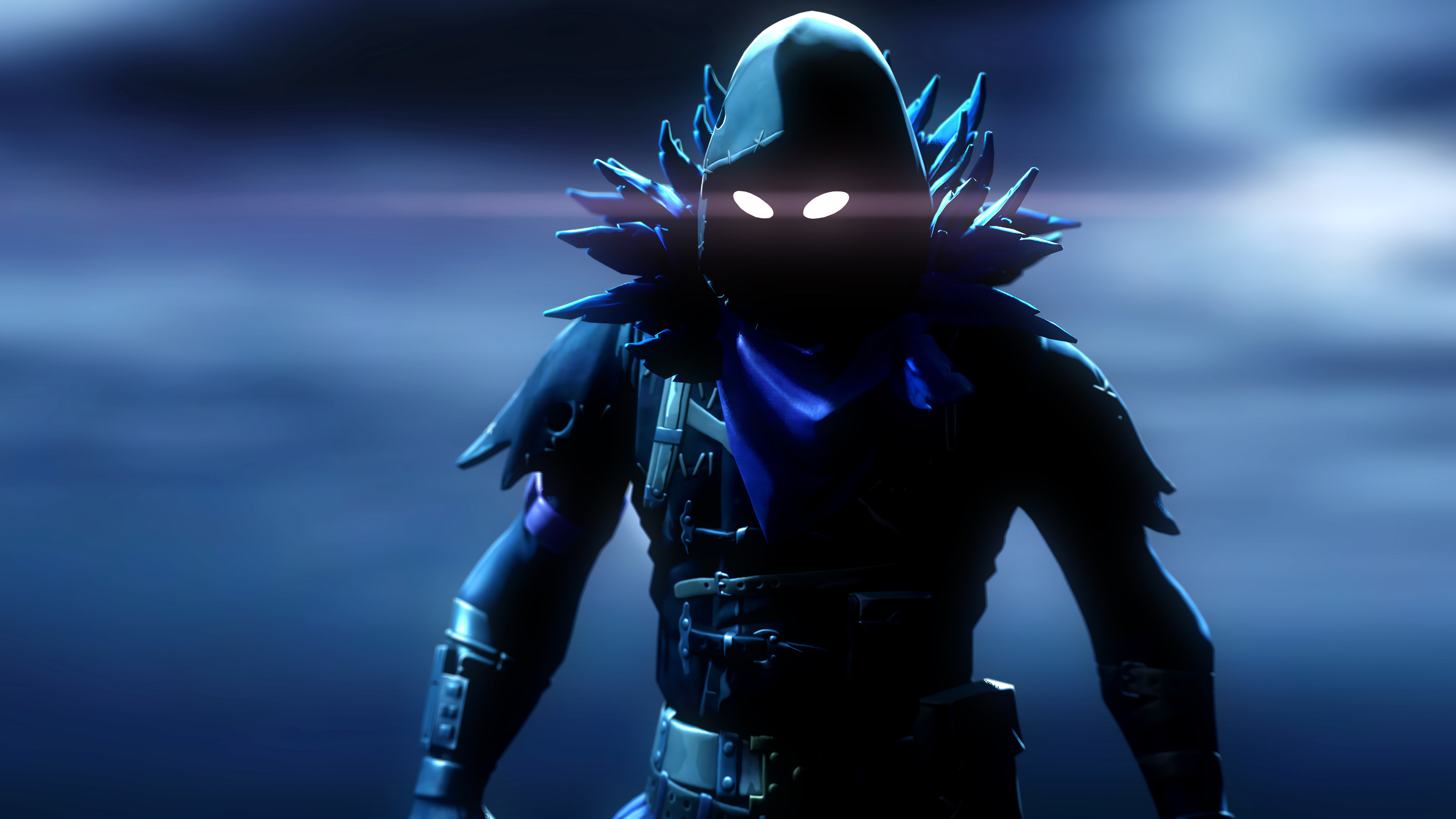 Wallpaper 4k Raven Fortnite 4K 2018 games wallpapers, 4k-wallpapers ...