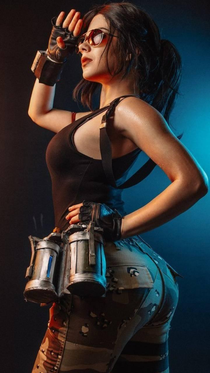fortnite girl Wallpaper by Panjagen - f5 - Free on ZEDGE™