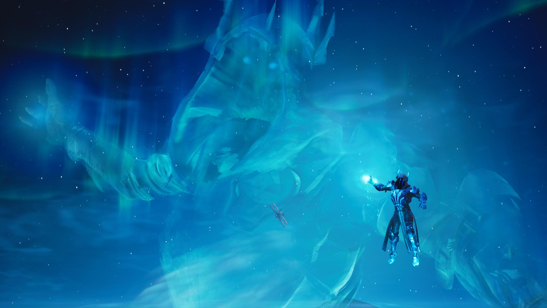 Fortnite's Ice Storm Event Begins After In