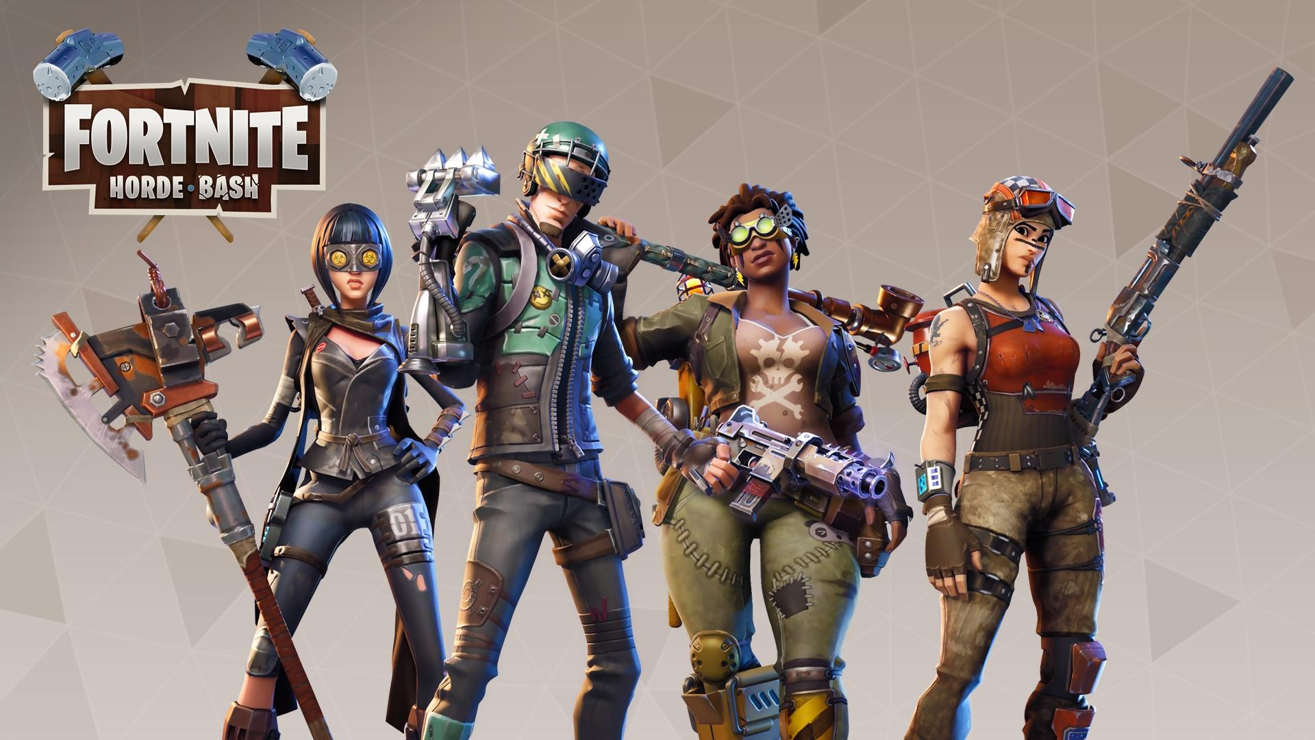 Download 1920x1080 Fortnite, Heroes, Artwork Wallpapers for ...