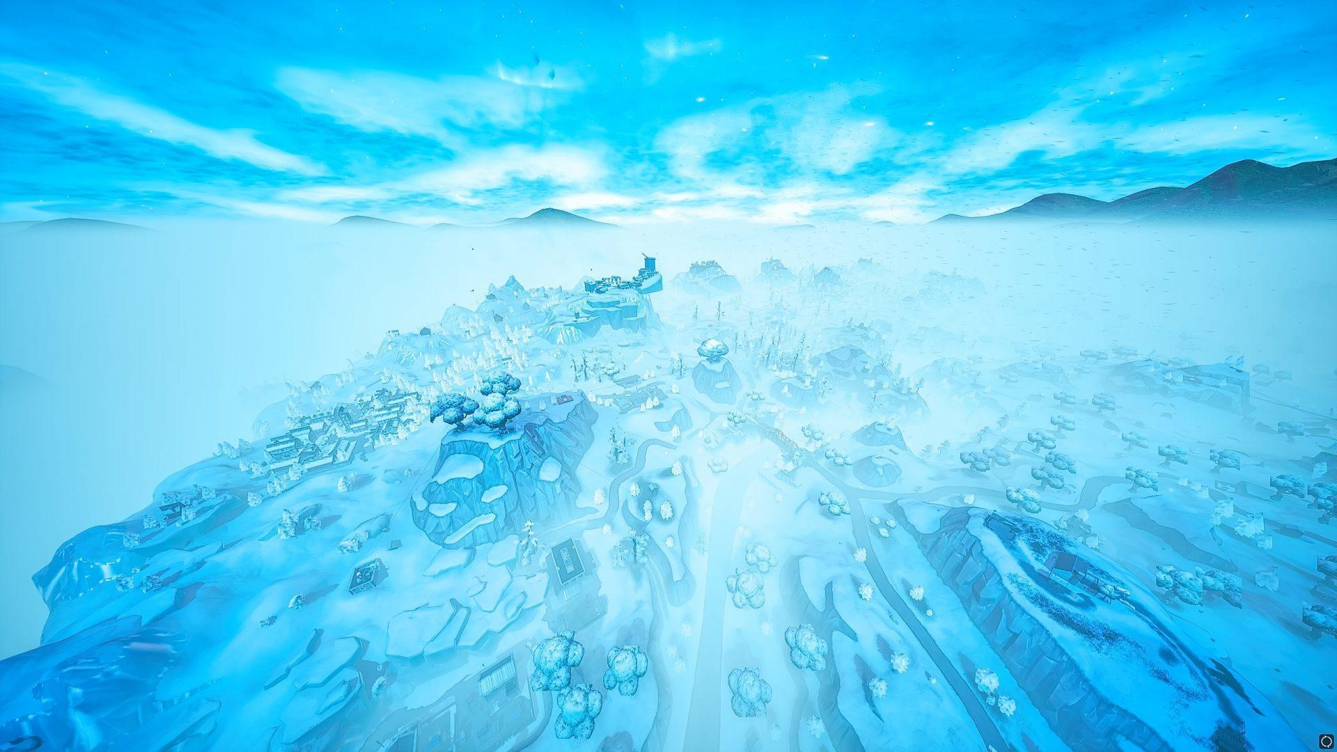 Fortnite Ice Storm Event Begins After The Ice King Breaks Free