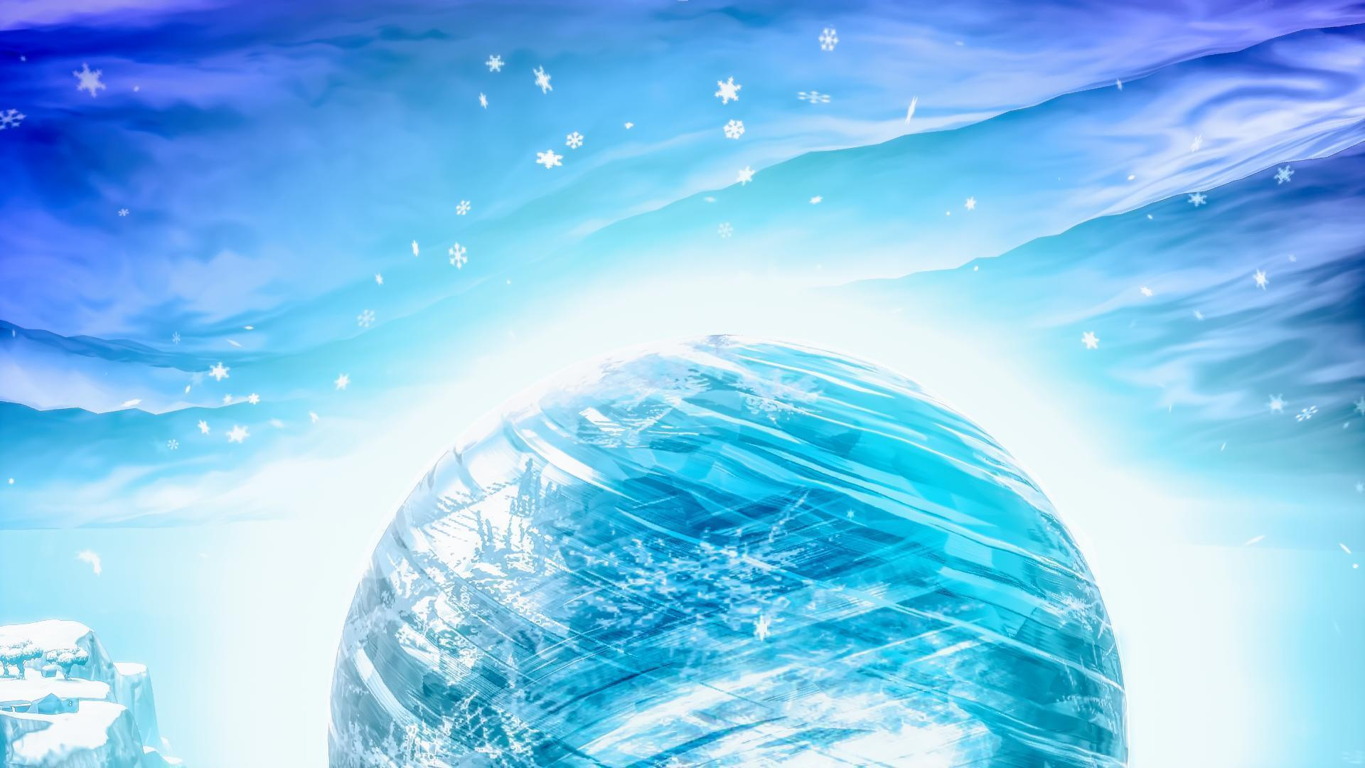 Leak: The Ice King Is INSIDE The Ice Sphere • L2pbomb