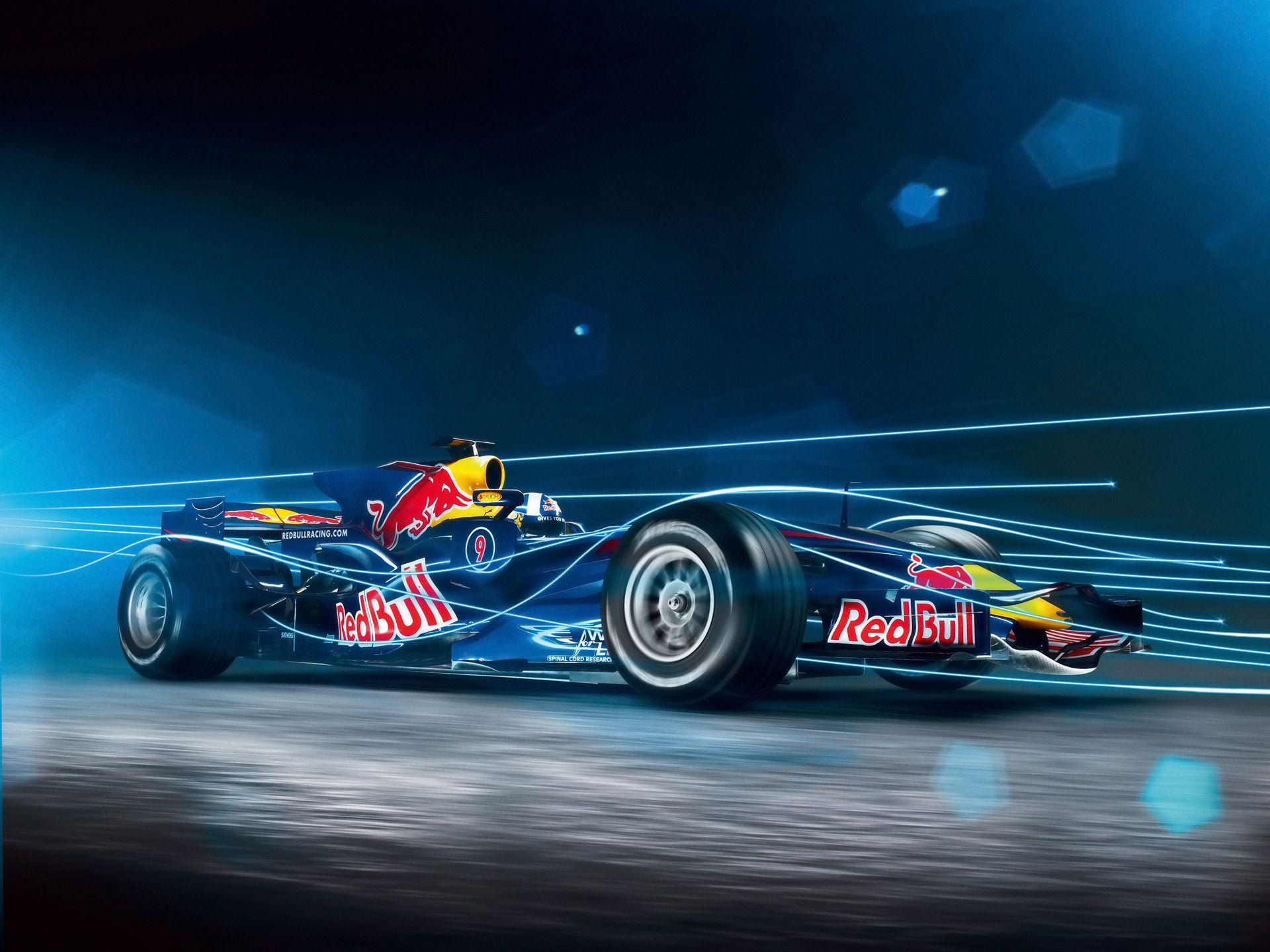 Red Bull Racing Teams Background 2