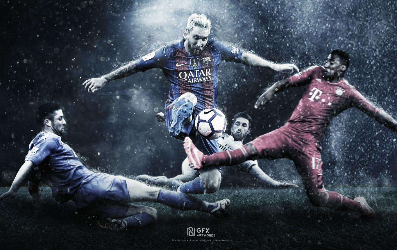 Lionel Messi Wallpapers HD download free | PixelsTalk.Net
