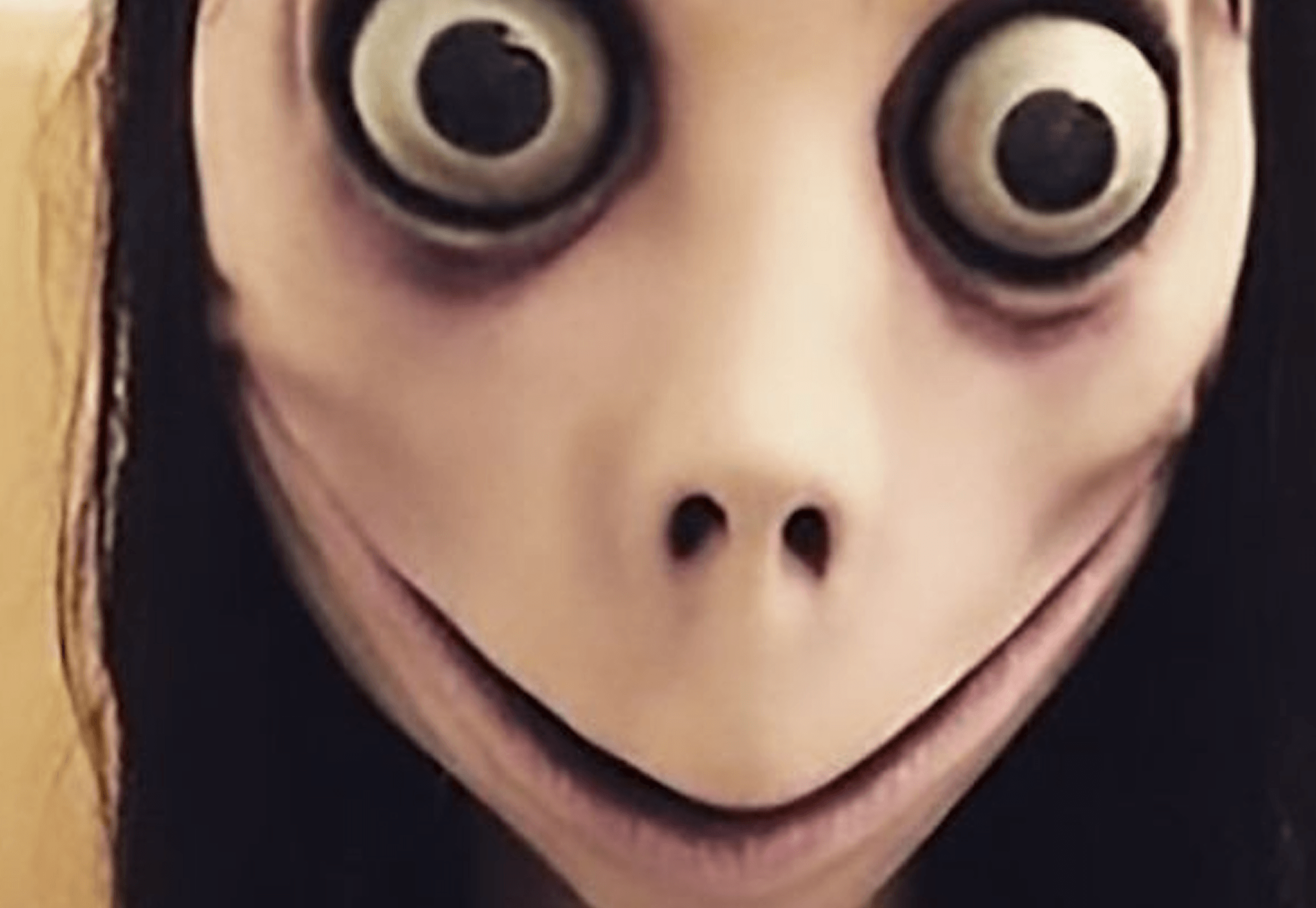 Momo Challenge Doll Wallpapers Wallpaper Cave