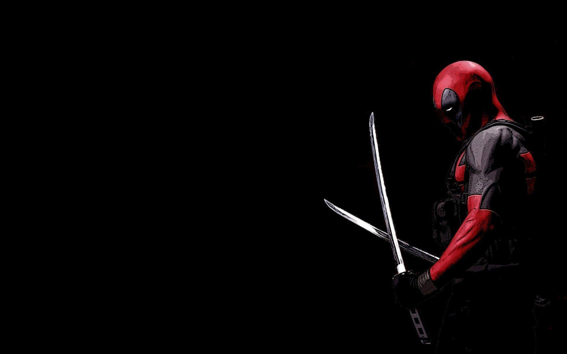 88+ Deadpool 1080P Wallpapers