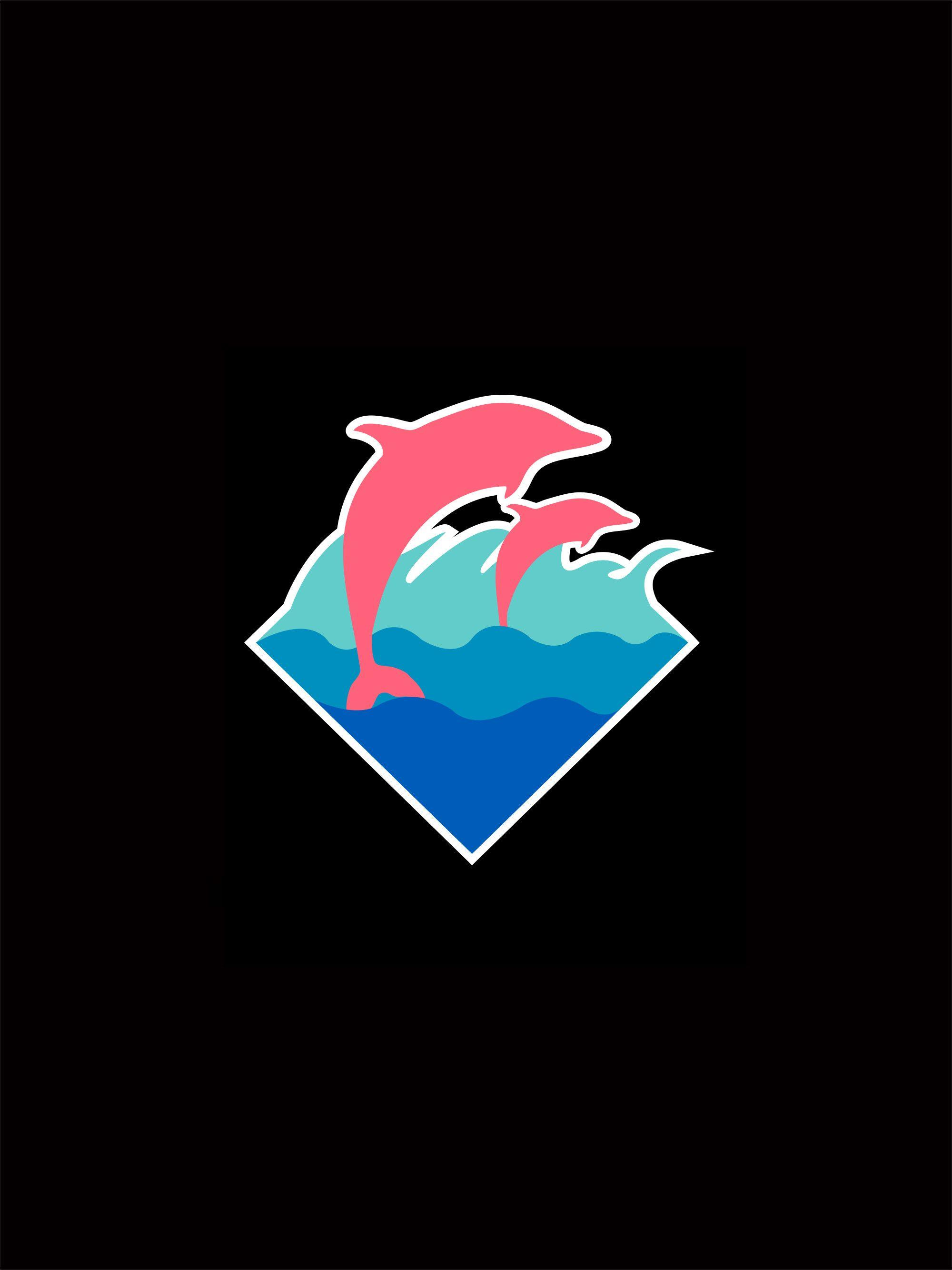 Pink Dolphins Wallpapers - Wallpaper CavePink Dolphin Wallpaper