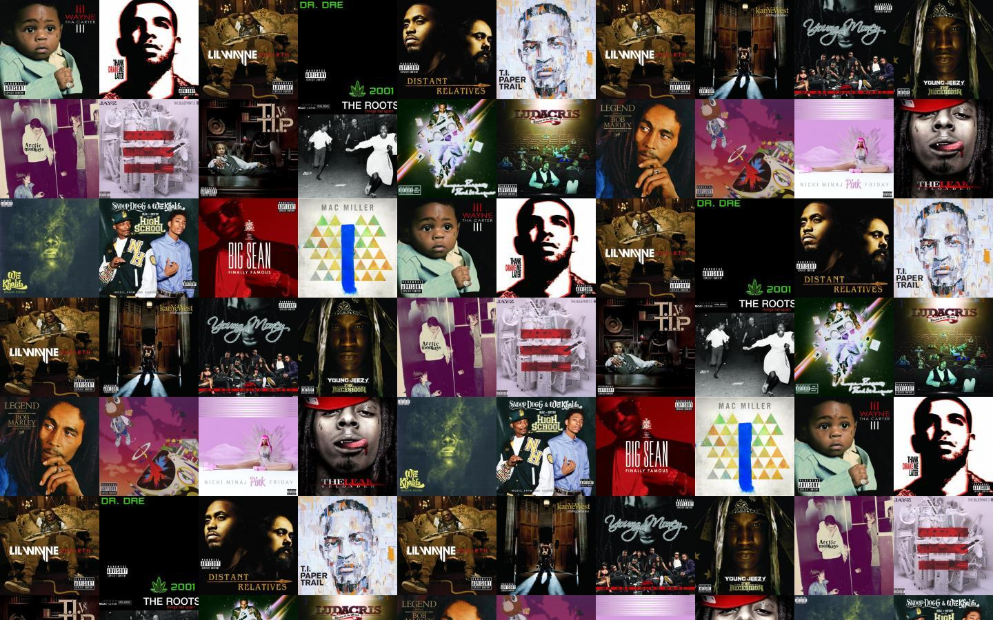 Young Money Wallpapers...