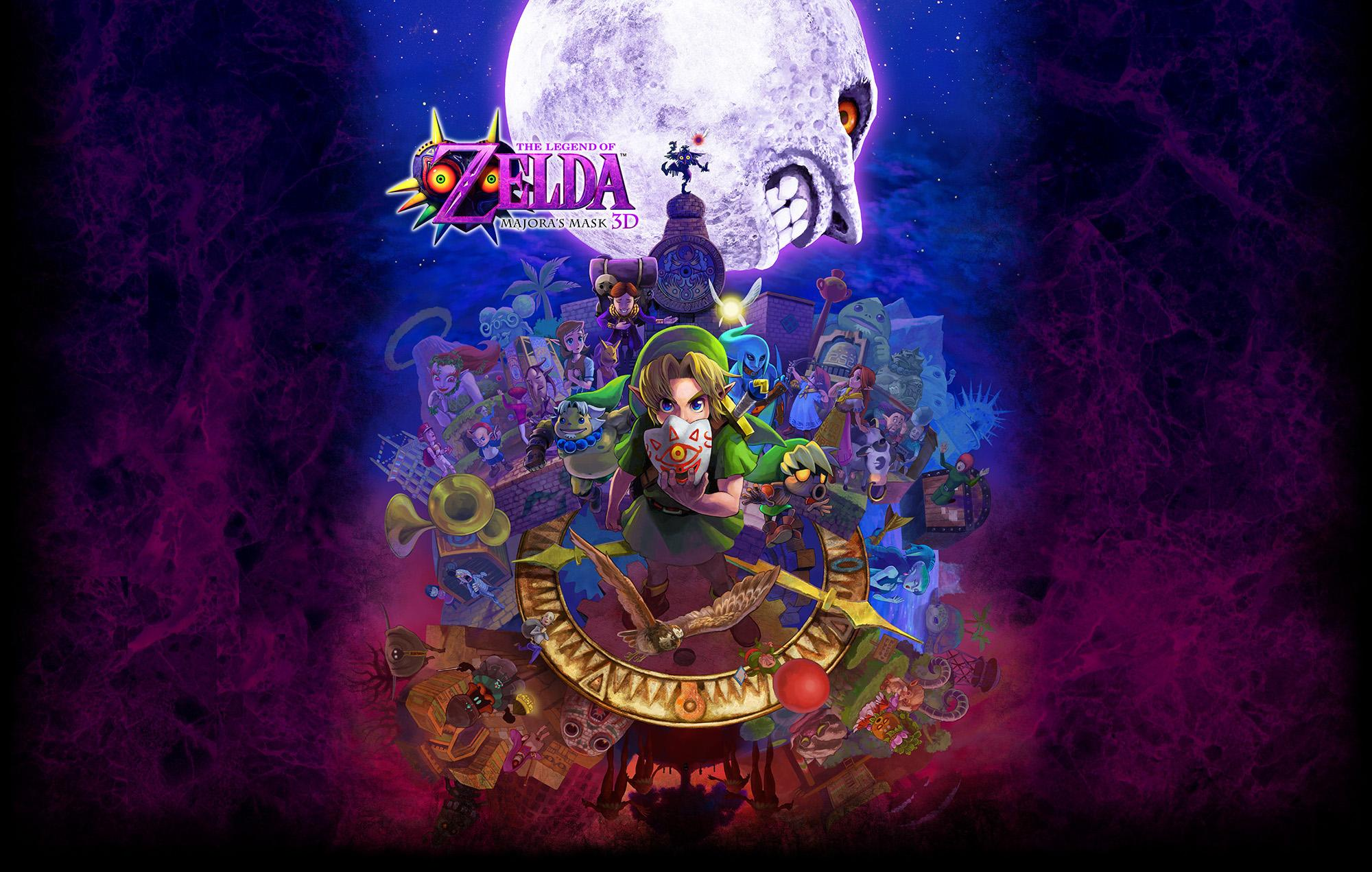 17842 majoras mask wallpapers hd