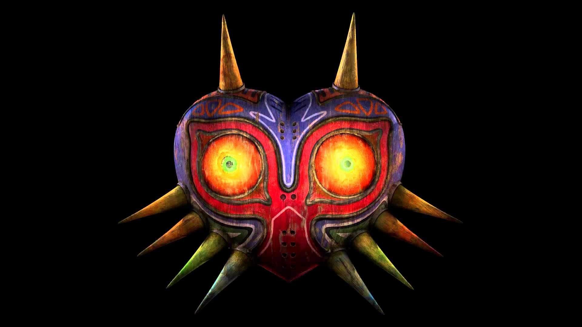 Majoras Mask The legend of zelda majora'mask hd wallpapers backgrounds