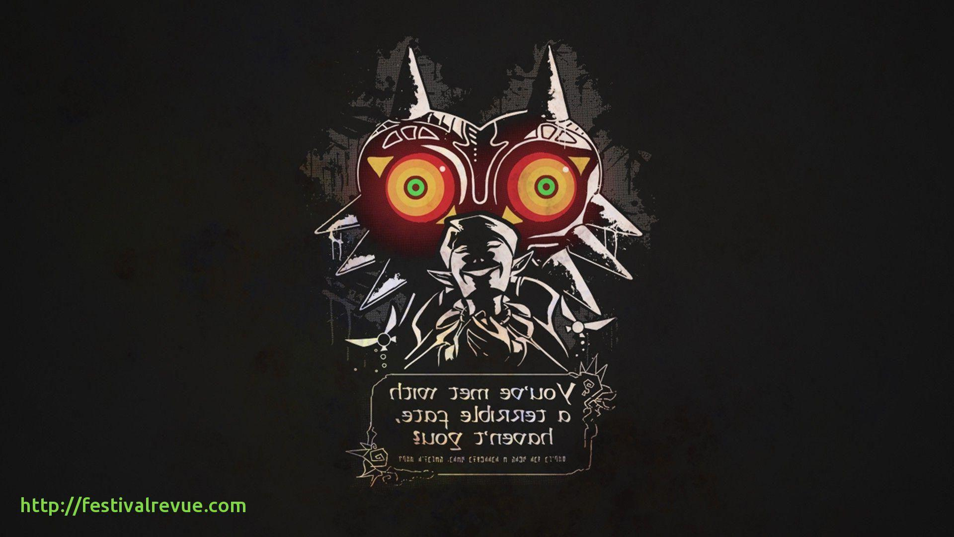 Zelda Majoras Mask Wallpapers