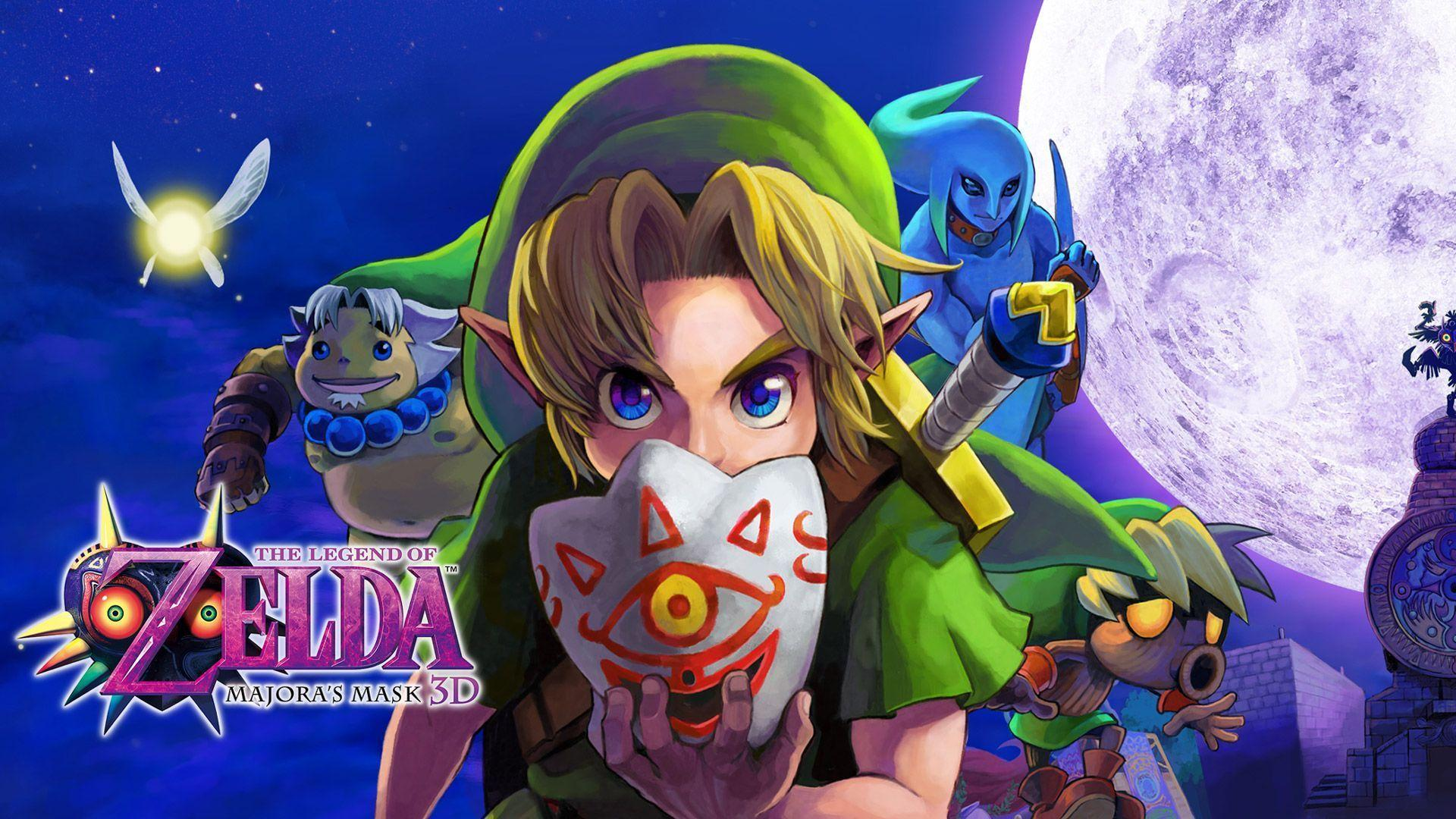 Zelda HD Wallpapers Group