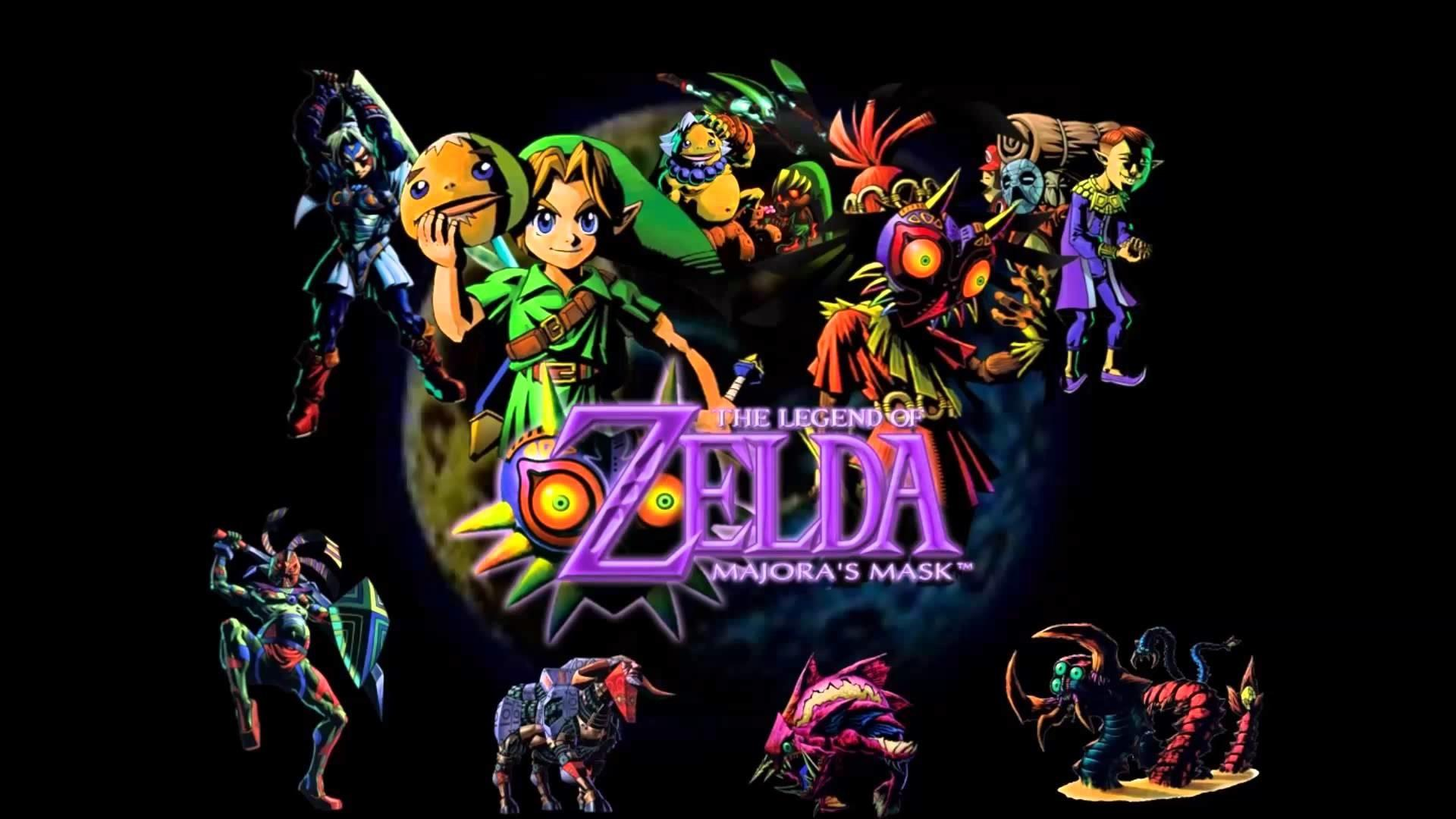 77+ Majoras Mask Wallpapers