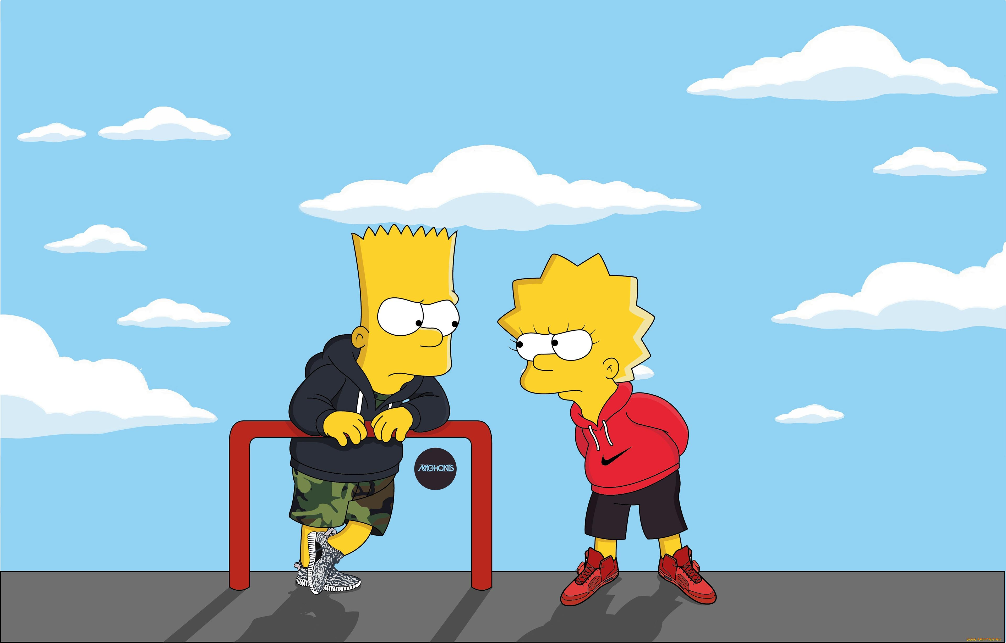 The Simpsons Supreme Wallpapers - Wallpaper Cave
