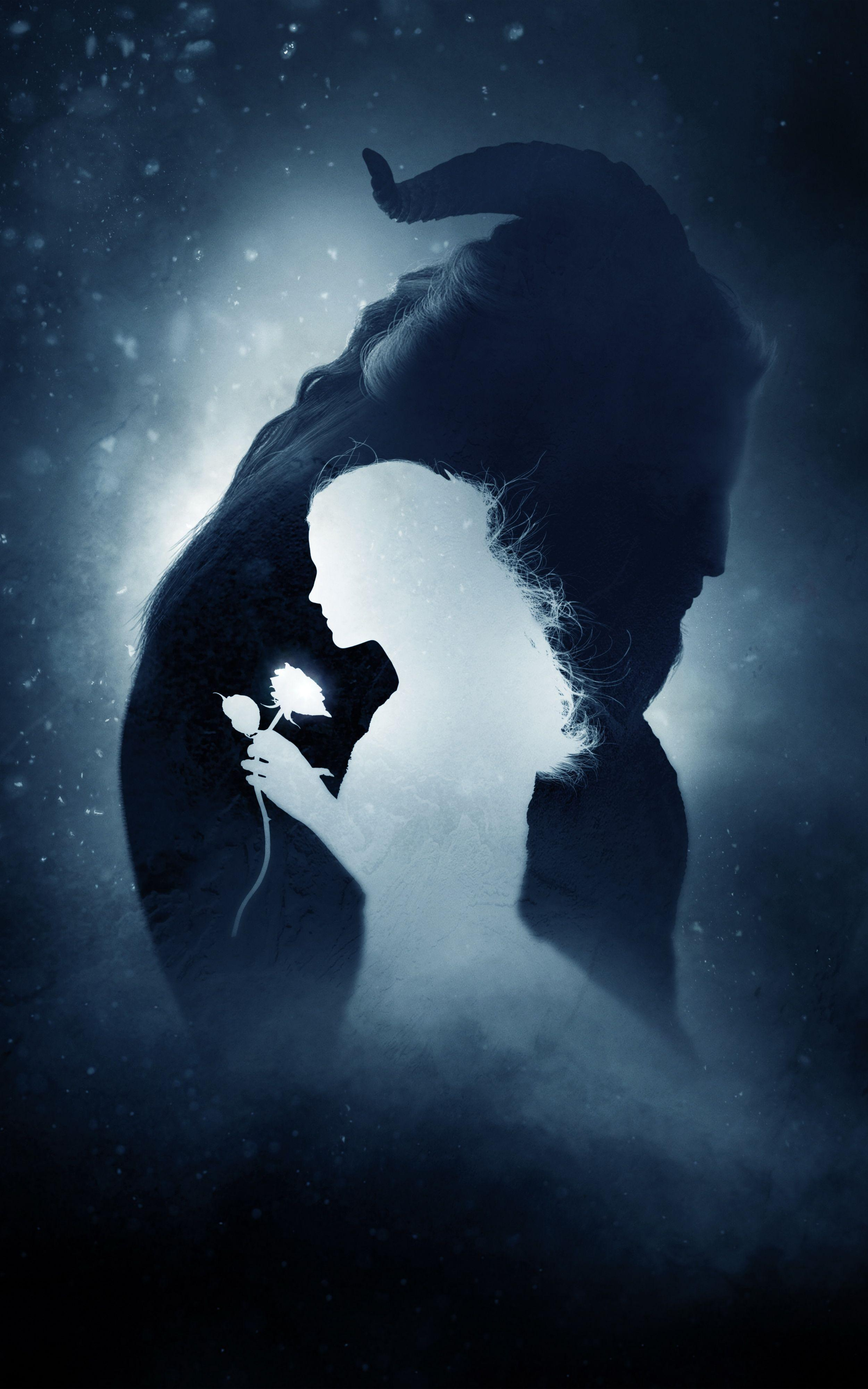 Beauty And The Beast Wallpapers Wallpaper Cave