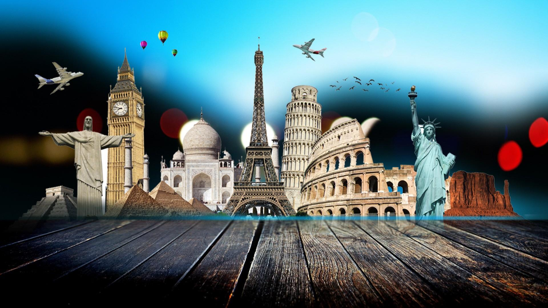 Travel Wallpapers Hd Backgrounds Images Pics Photos Free Download