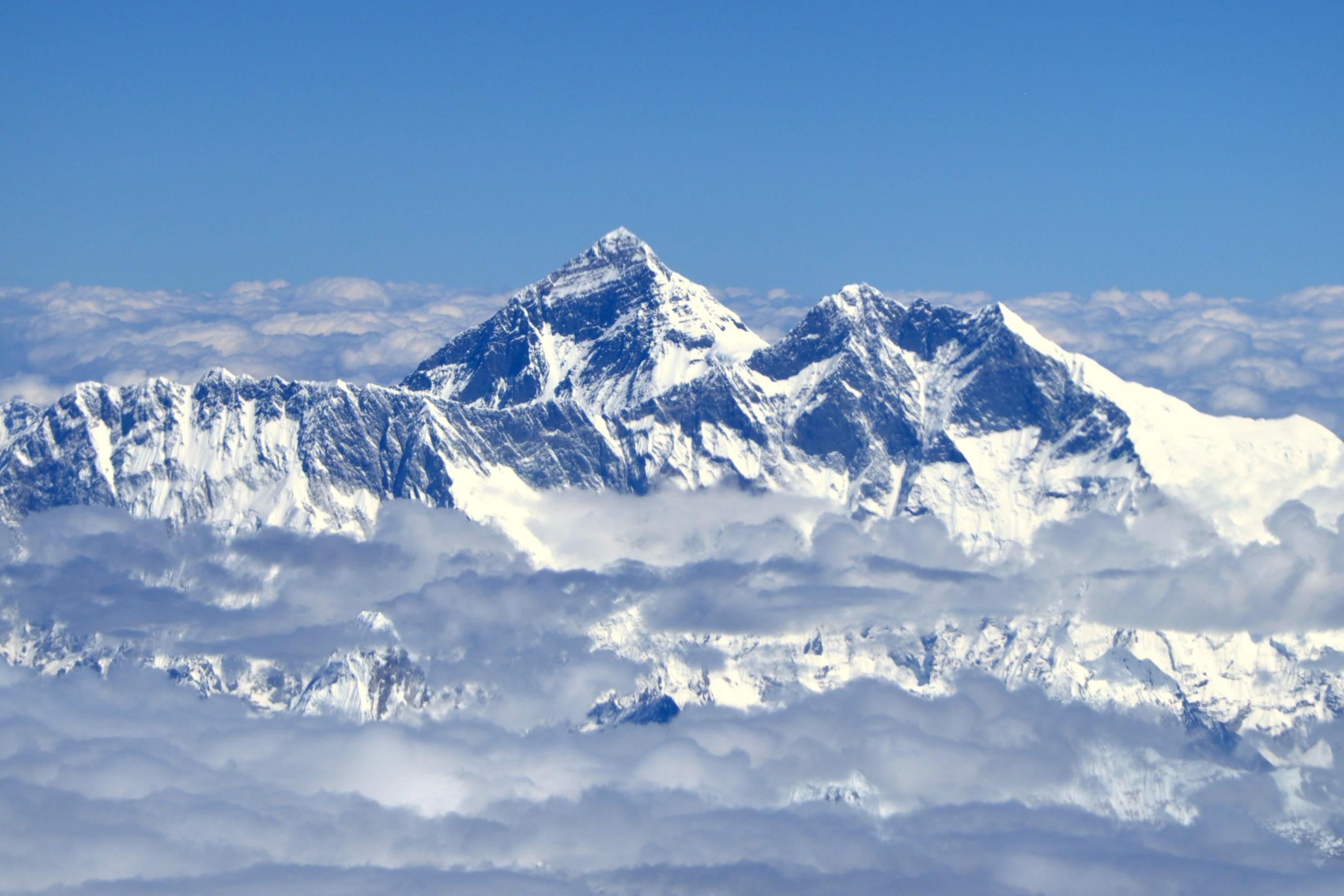 views from mount everest - HD2848×1900