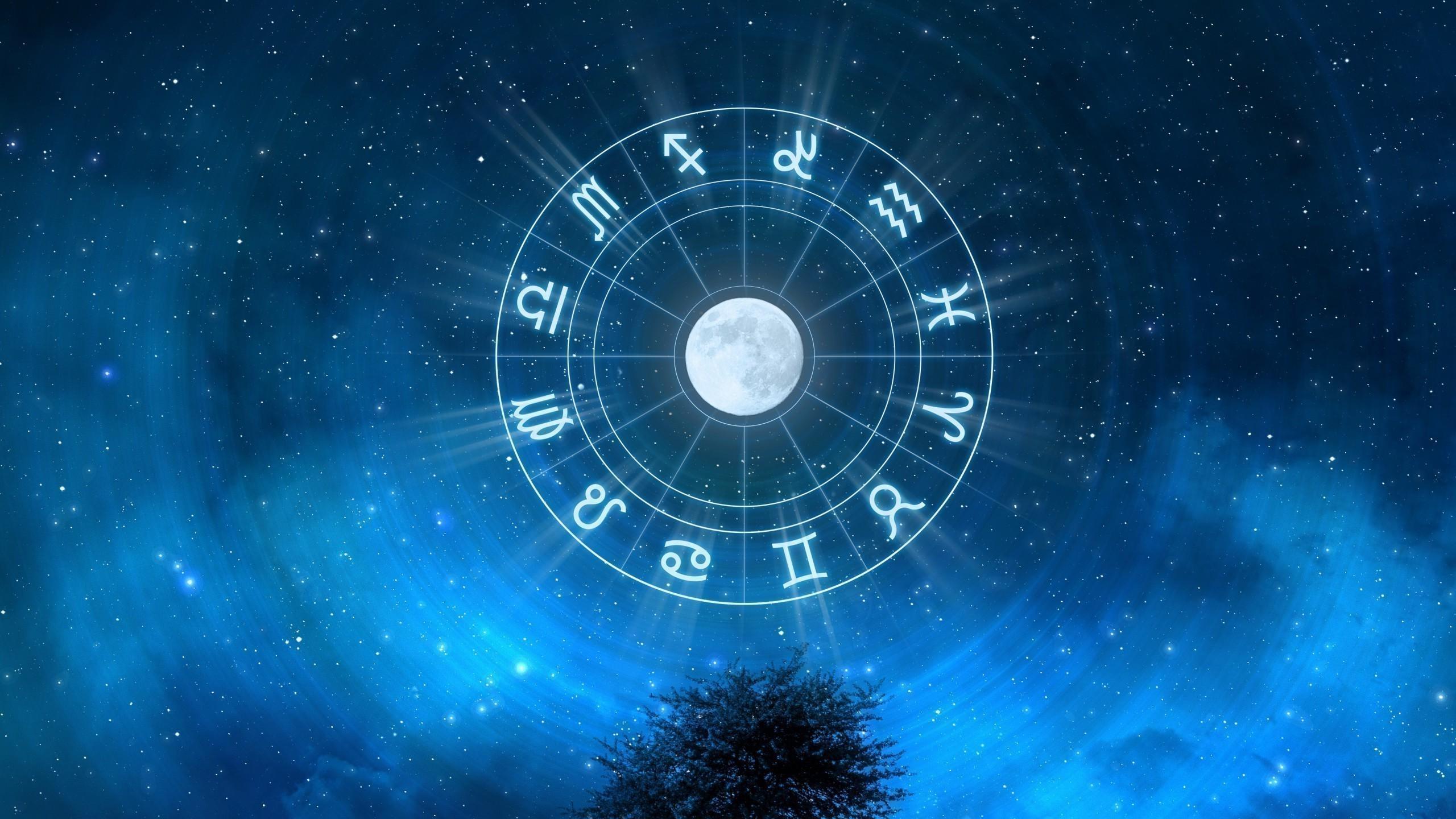 Horoscope Wallpapers Wallpaper Cave