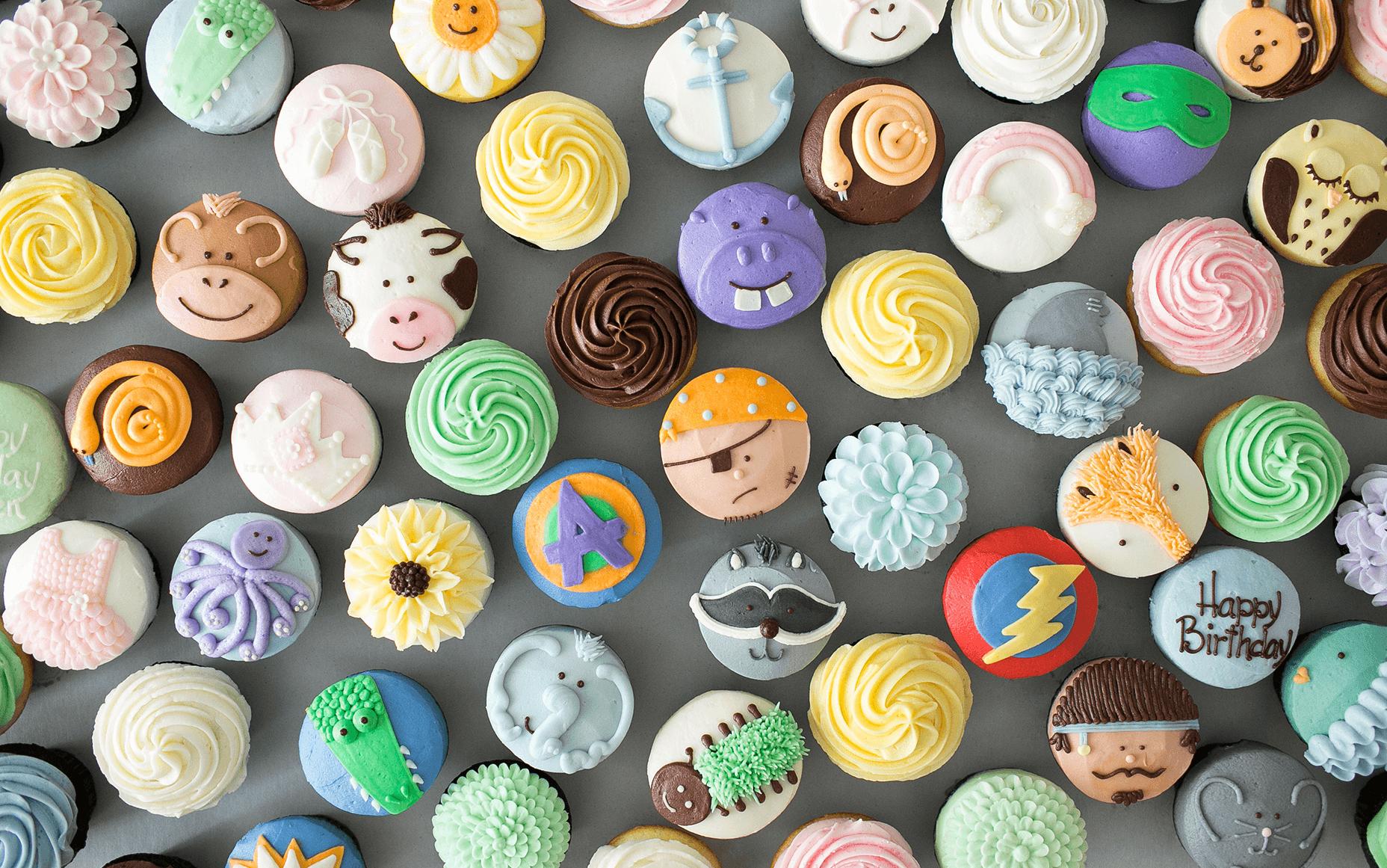 Desktop Wallpaper - Crave Cupcakes