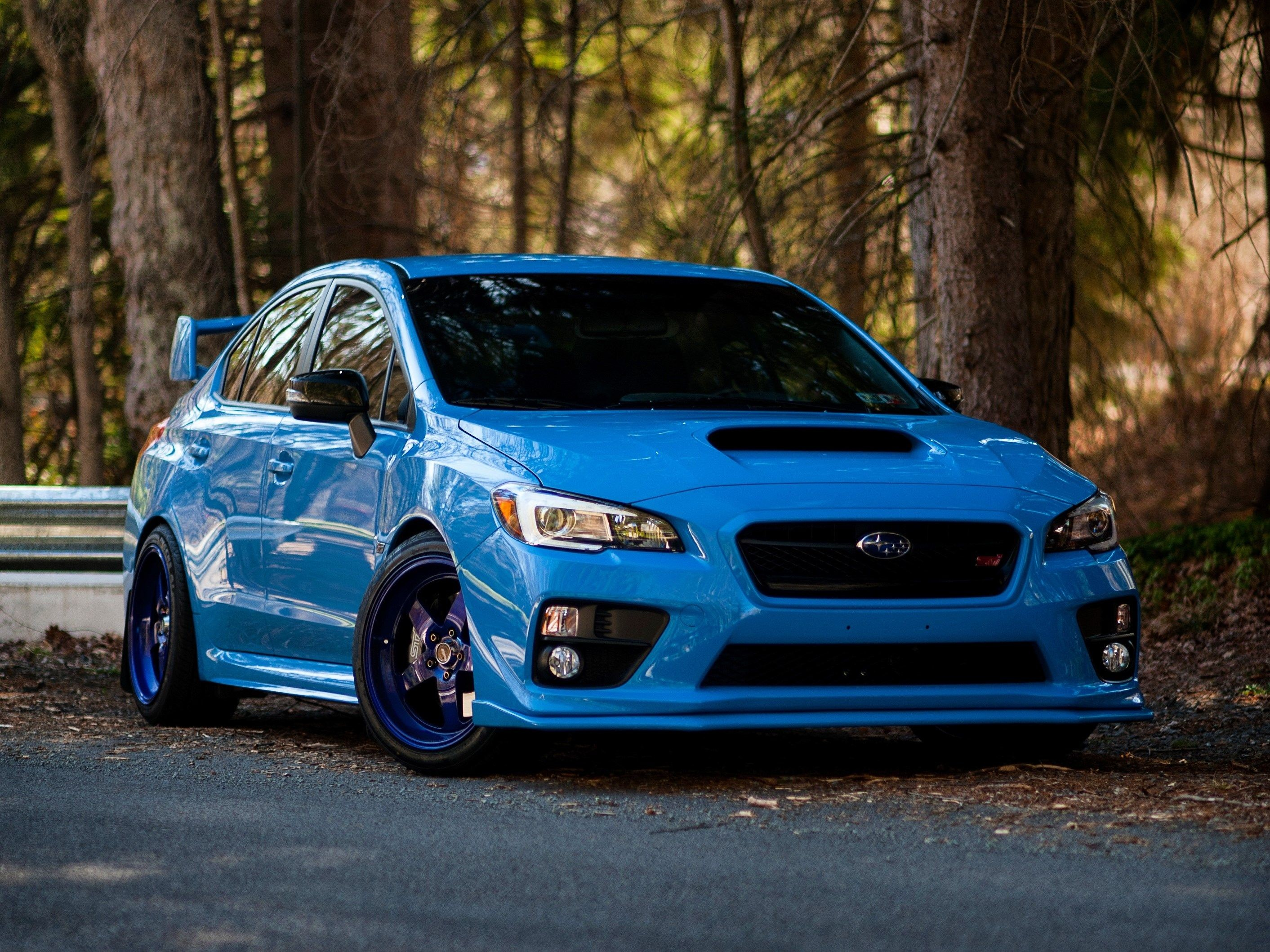 Subaru Sti Wallpapers Wallpaper Cave
