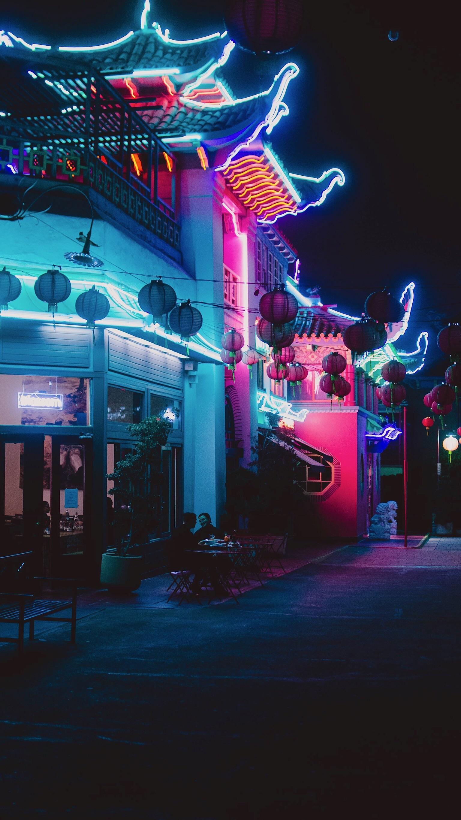 Neon Lights Wallpapers - Wallpaper Cave