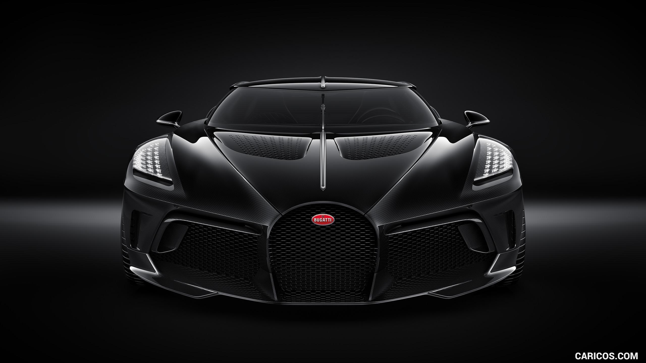 Bugatti La Voiture Noire Wallpapers Wallpaper Cave