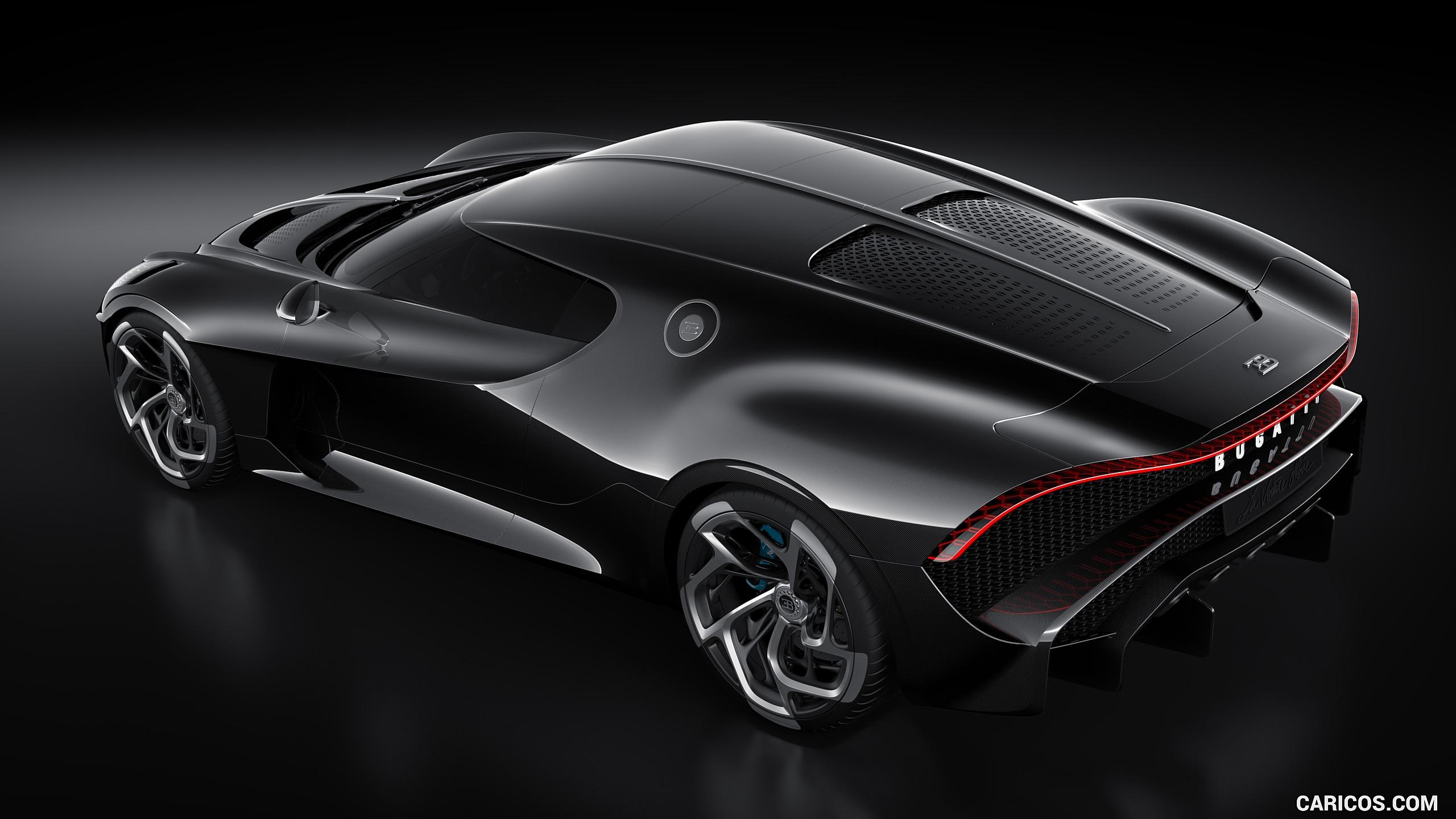 Bugatti La Voiture Noire Wallpapers Wallpaper Cave
