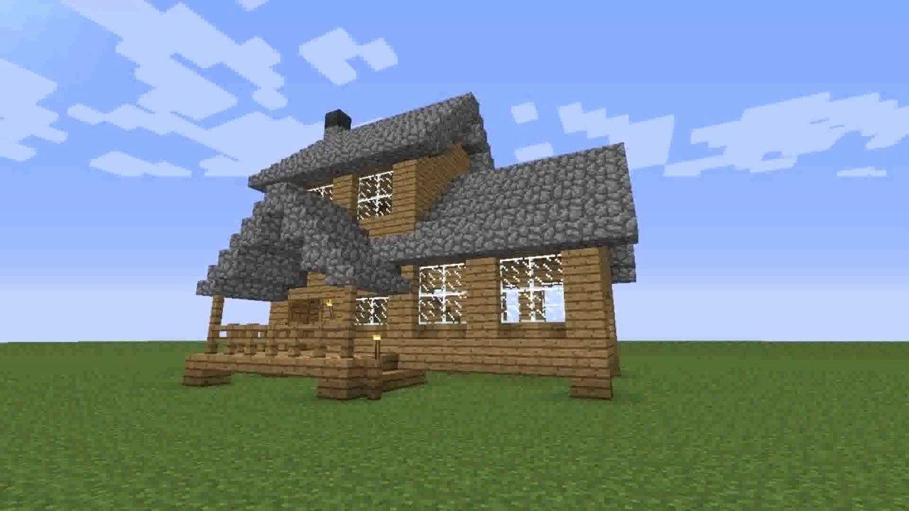 Minecraft House Wallpapers - Wallpaper Cave