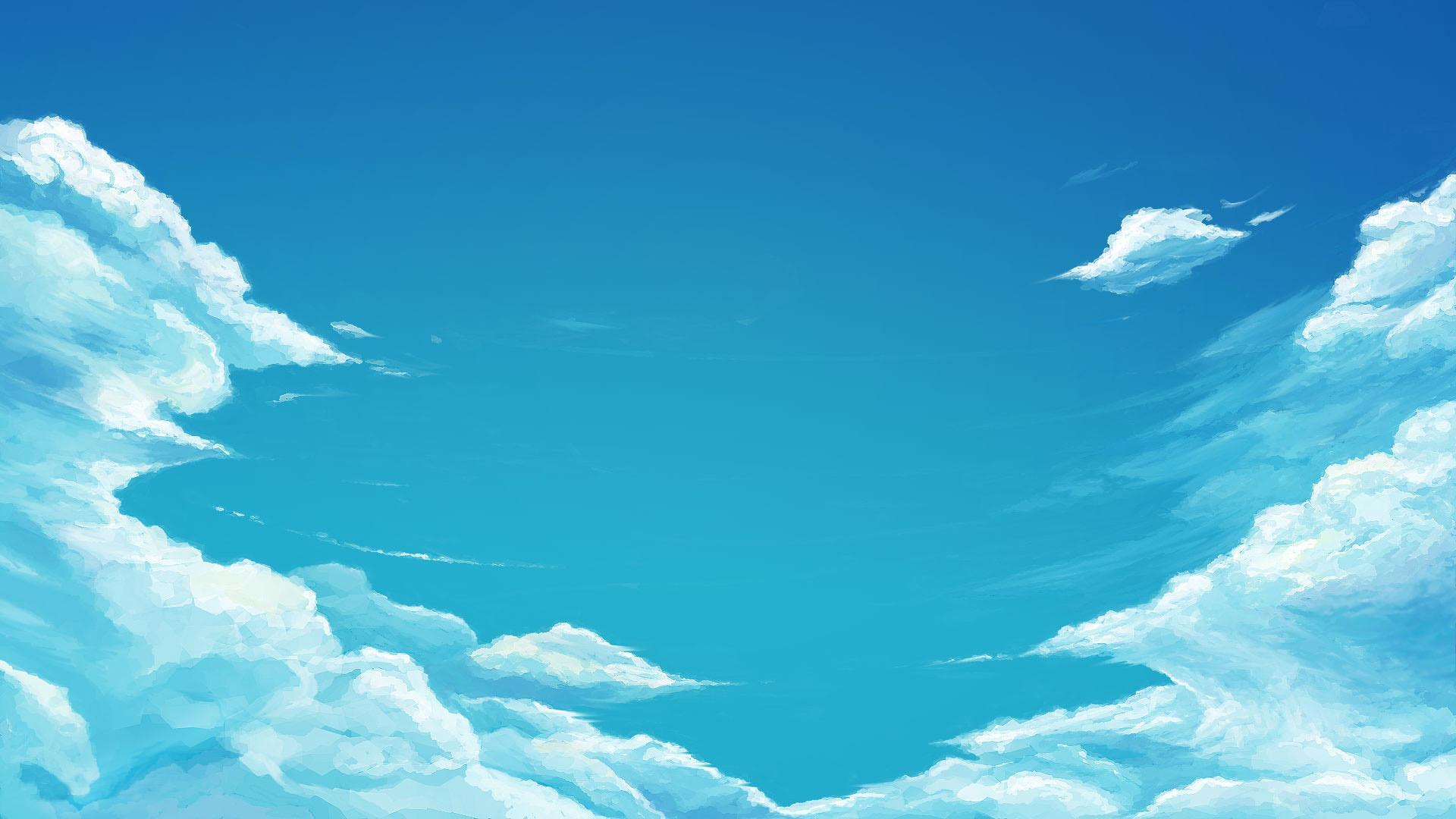 Blue Skies HD Wallpapers