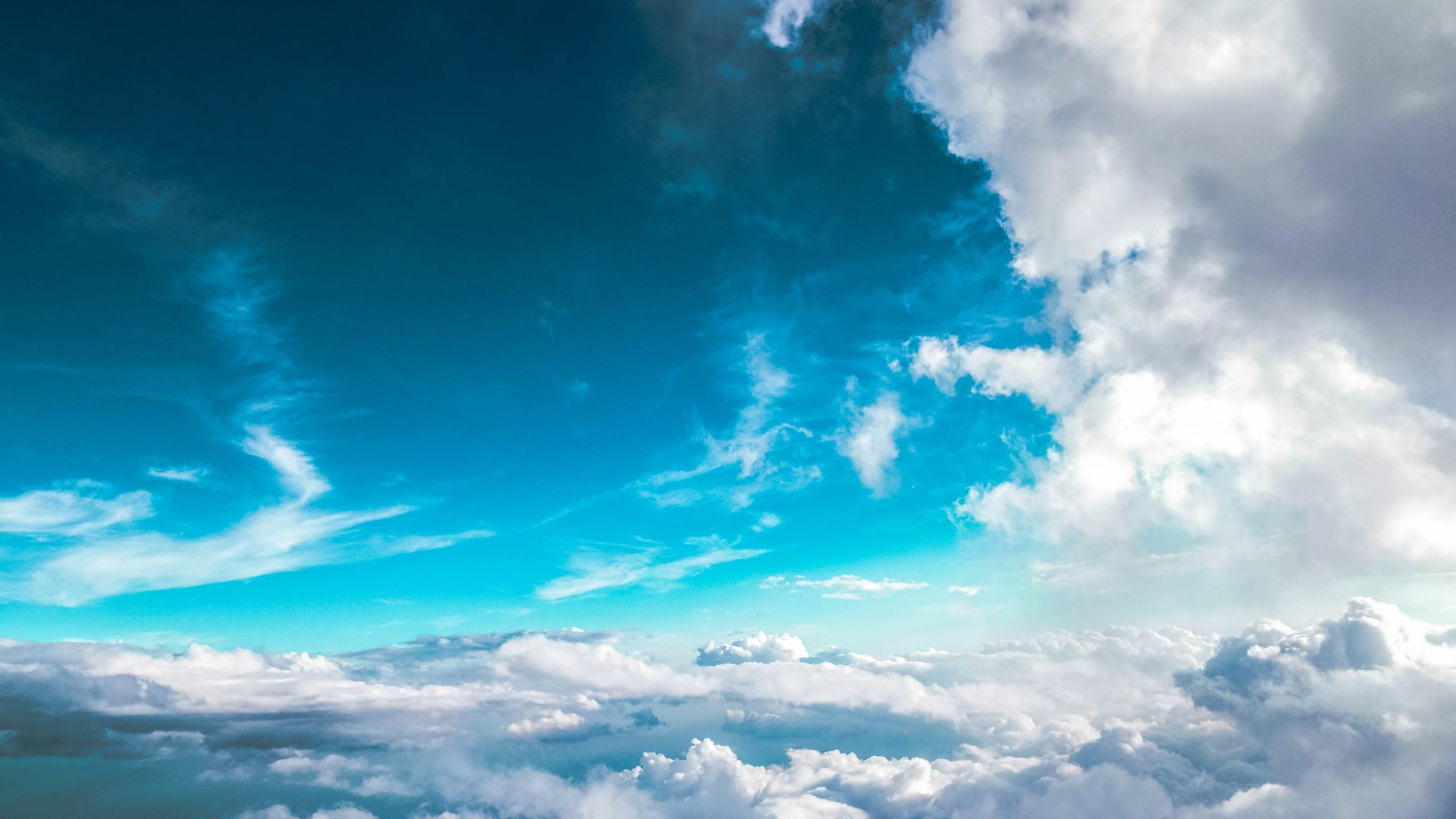 Clouds Blue Sky Wallpapers