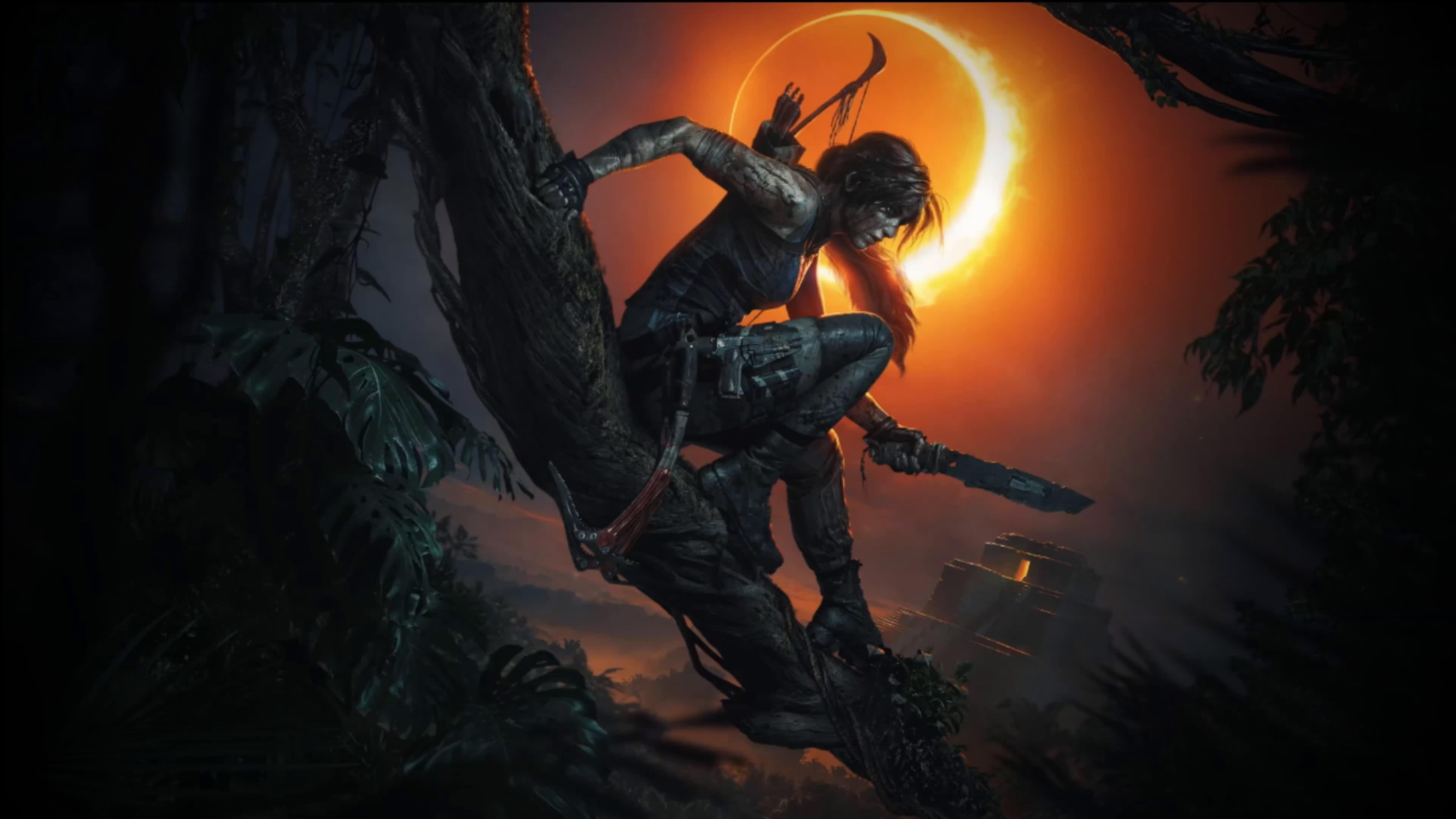 Tomb Raider Wallpapers - Wallpaper Cave